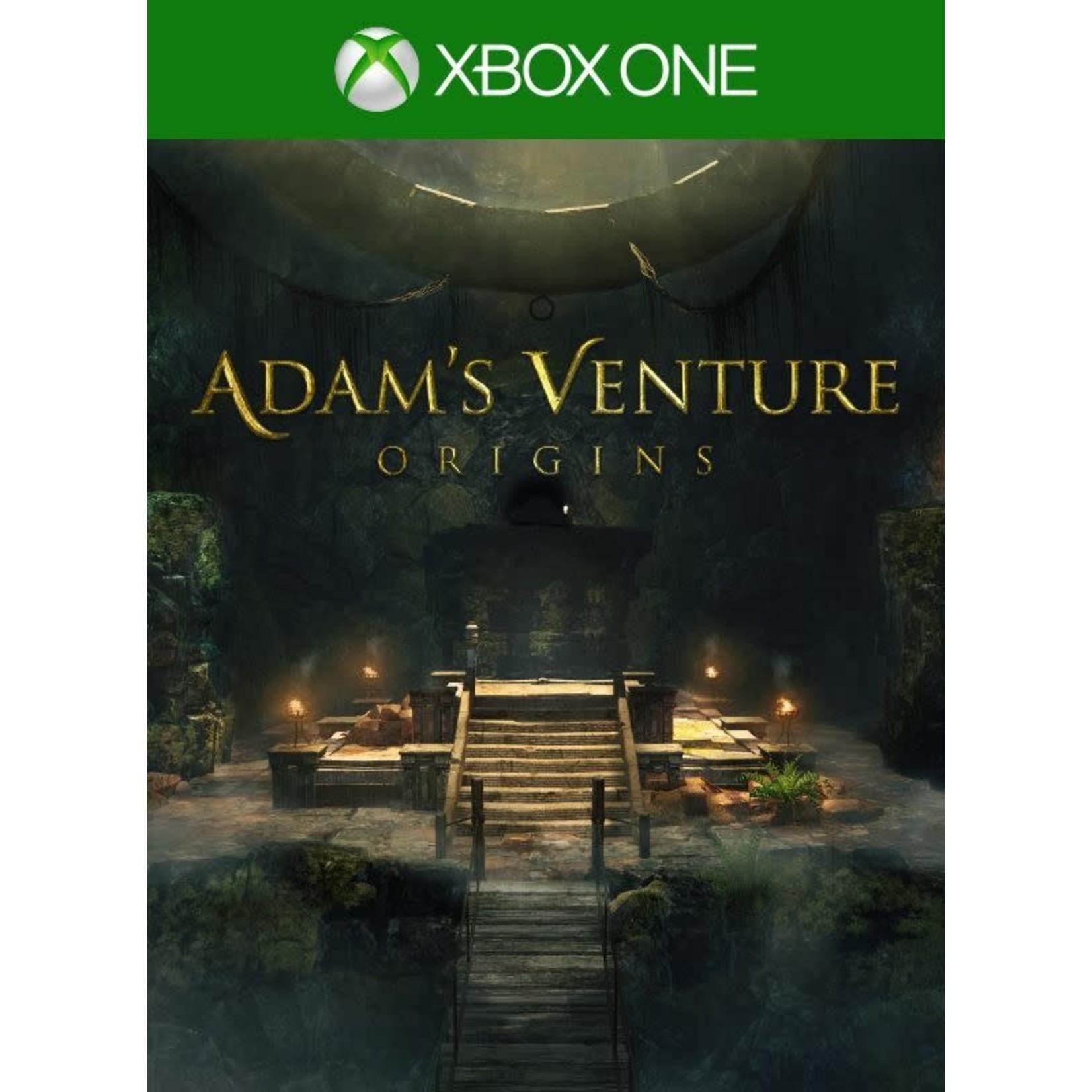 XB1U-Adam's Venture Origins