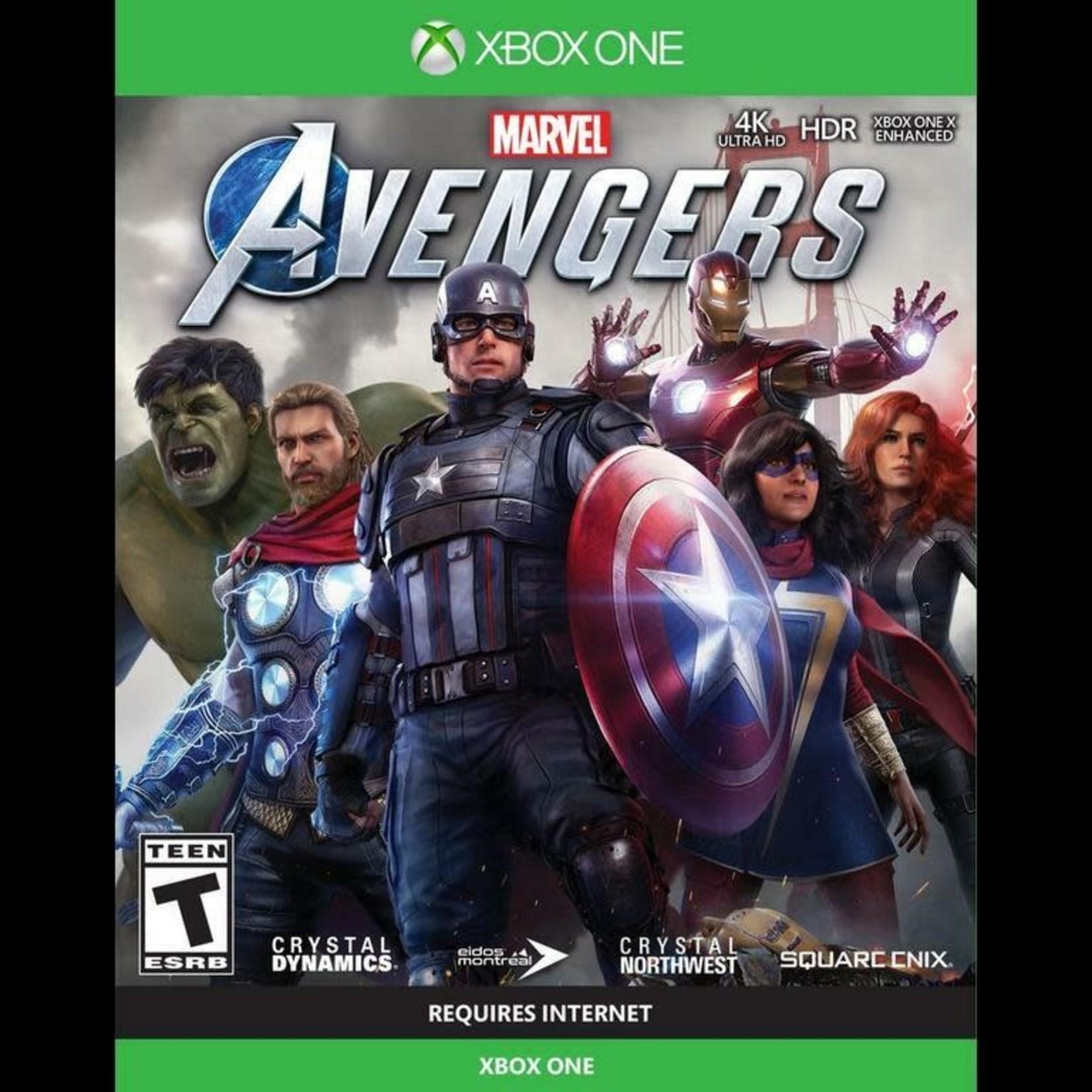 XB1-Marvel's Avengers