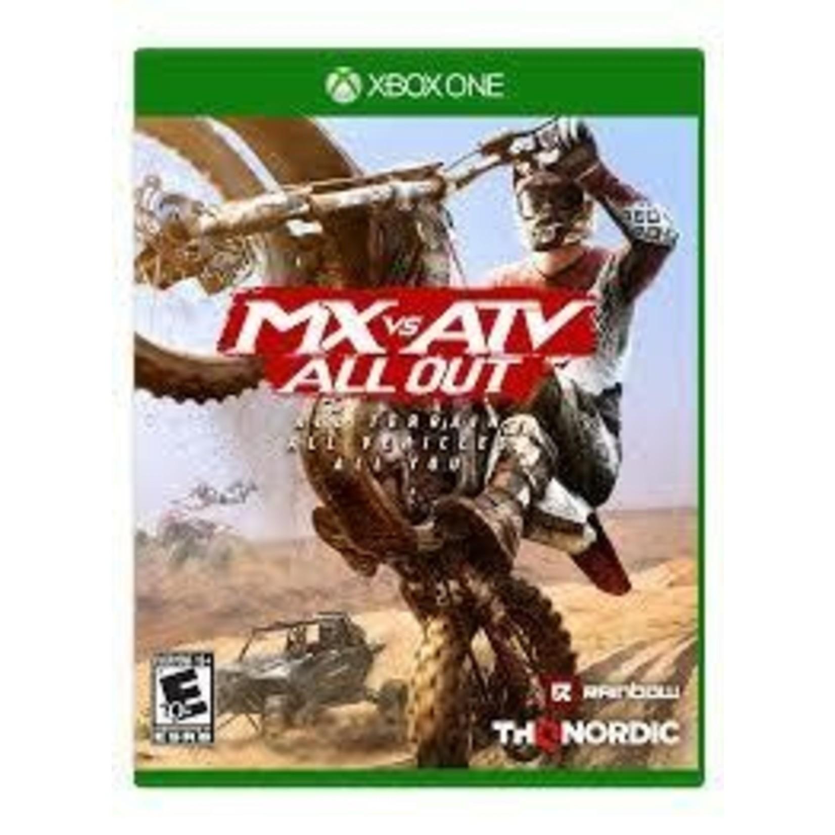 xb1u-MX vs ATV All Out