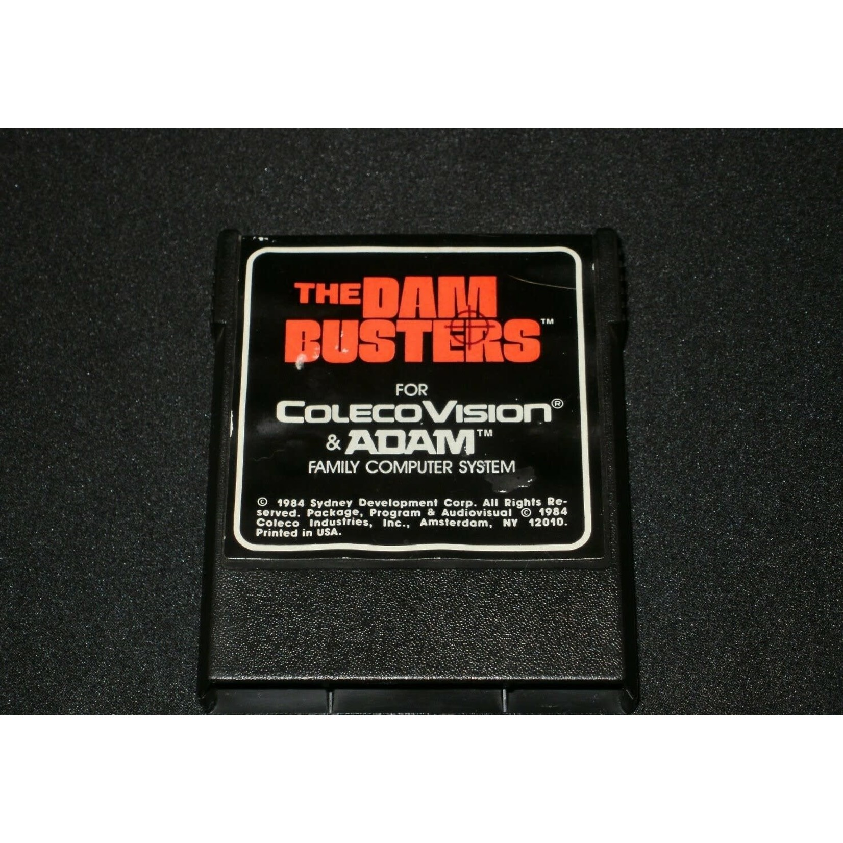 cvu-the Dam Busters (cart only)