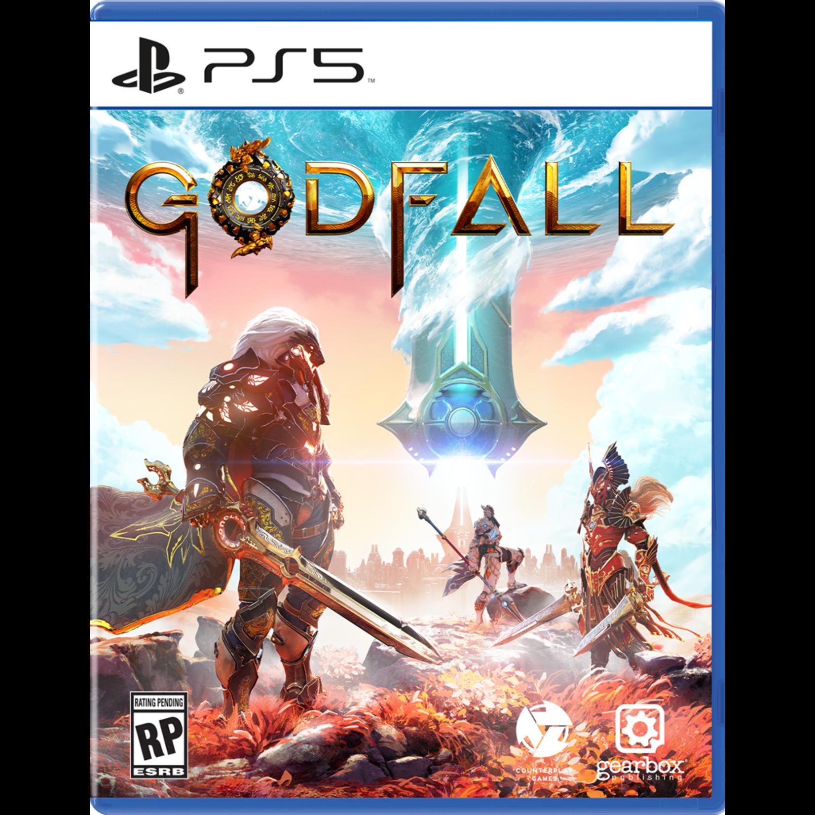PS5-Godfall