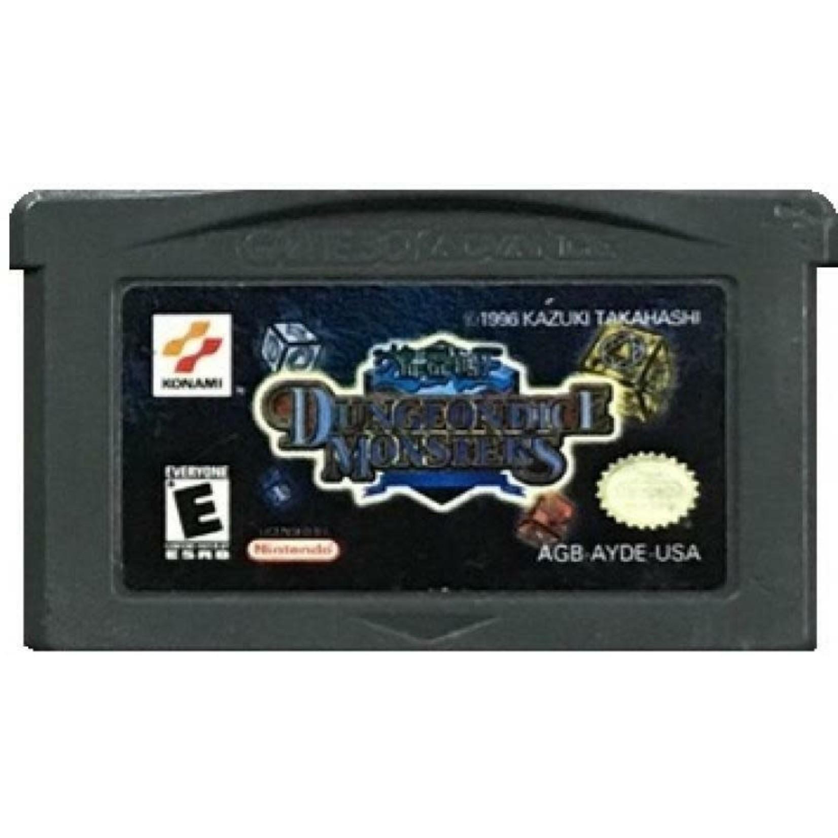 GBAU-Dungeon Dice Monsters (cartridge)
