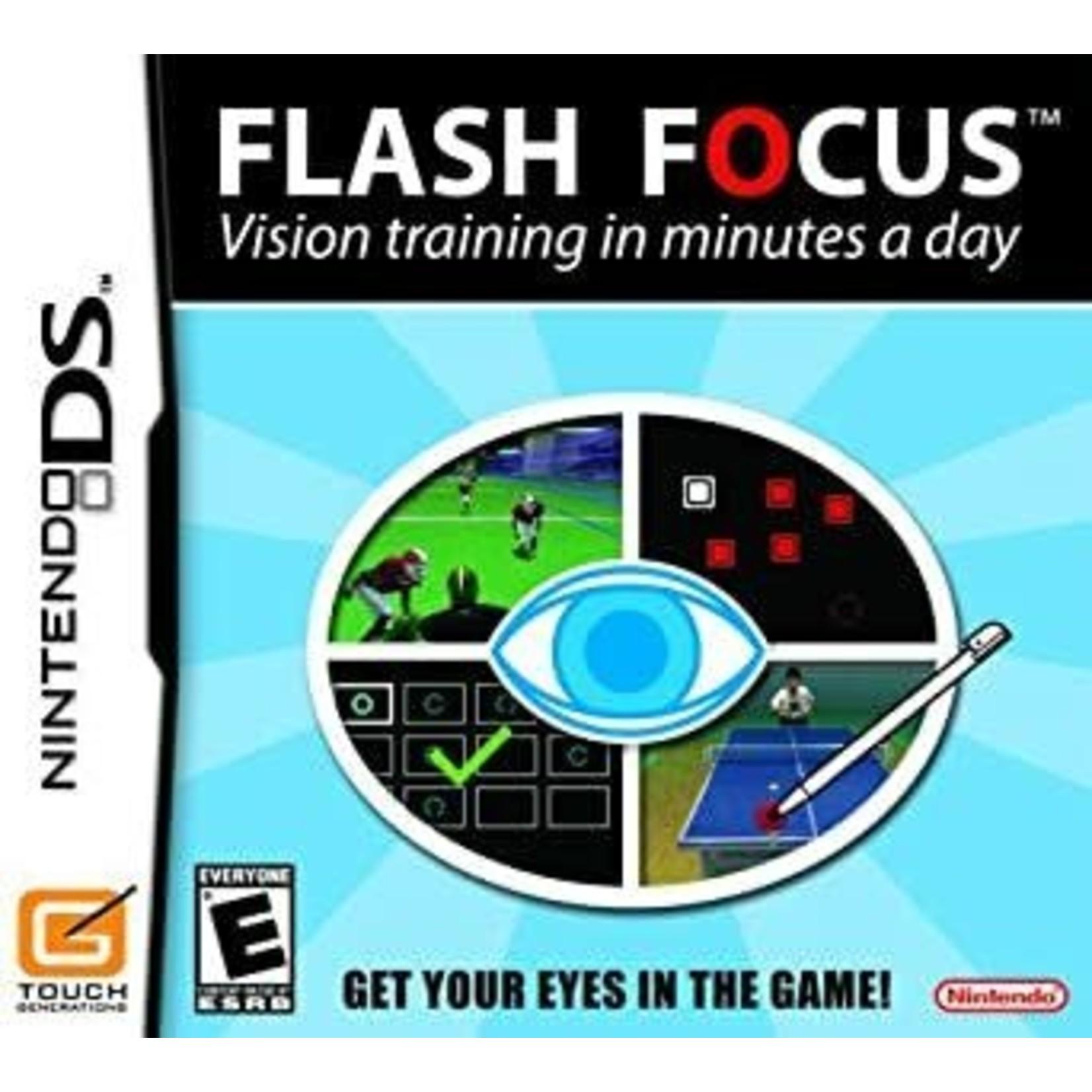 DSU-FLASH FOCUS