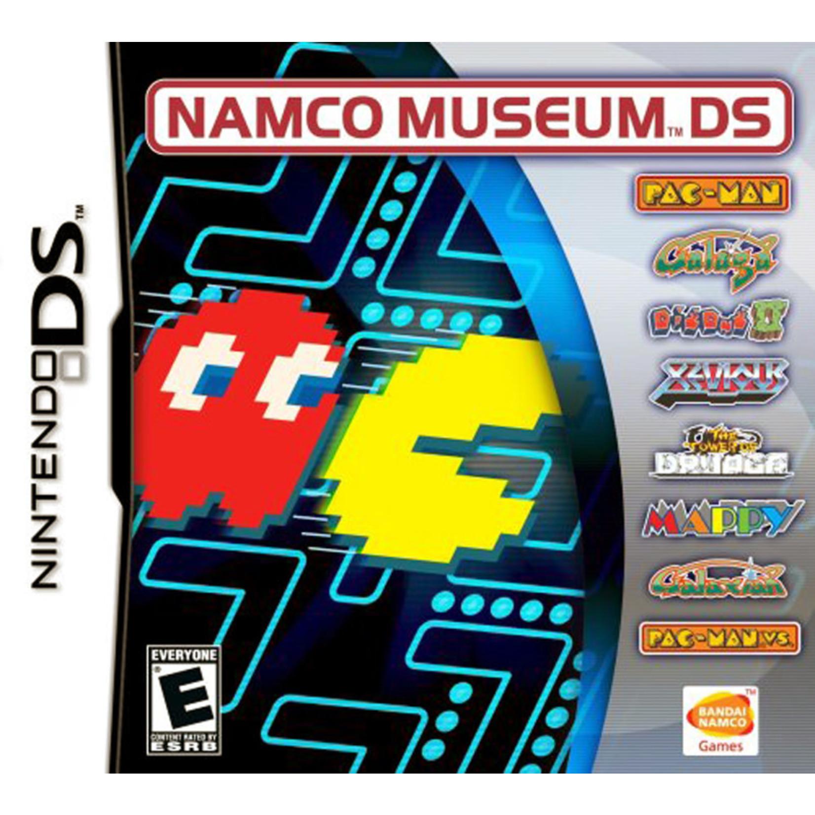 DSU-NAMCO MUSEUM DS