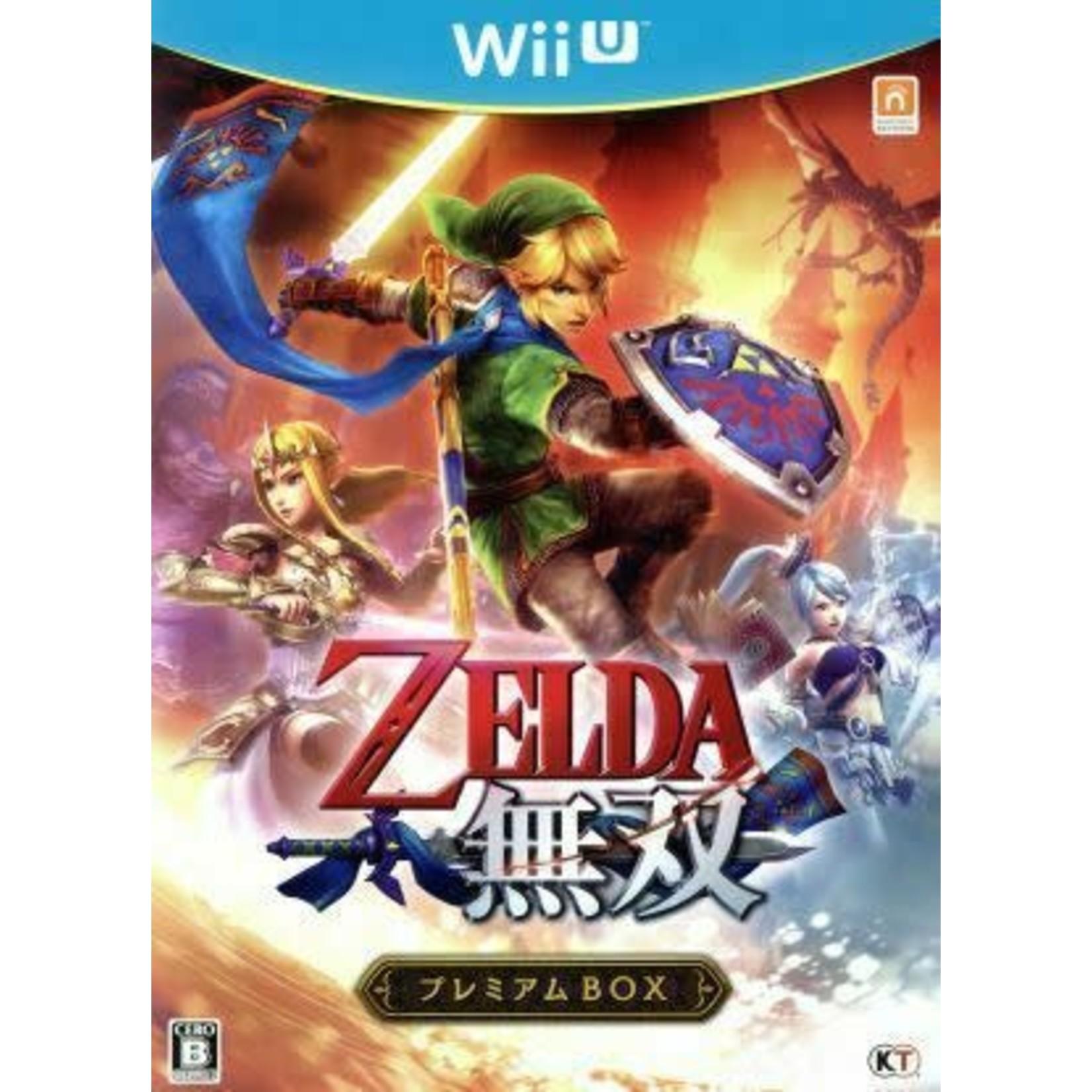 import-wiiu-Zelda Musou Hyrule Warriors
