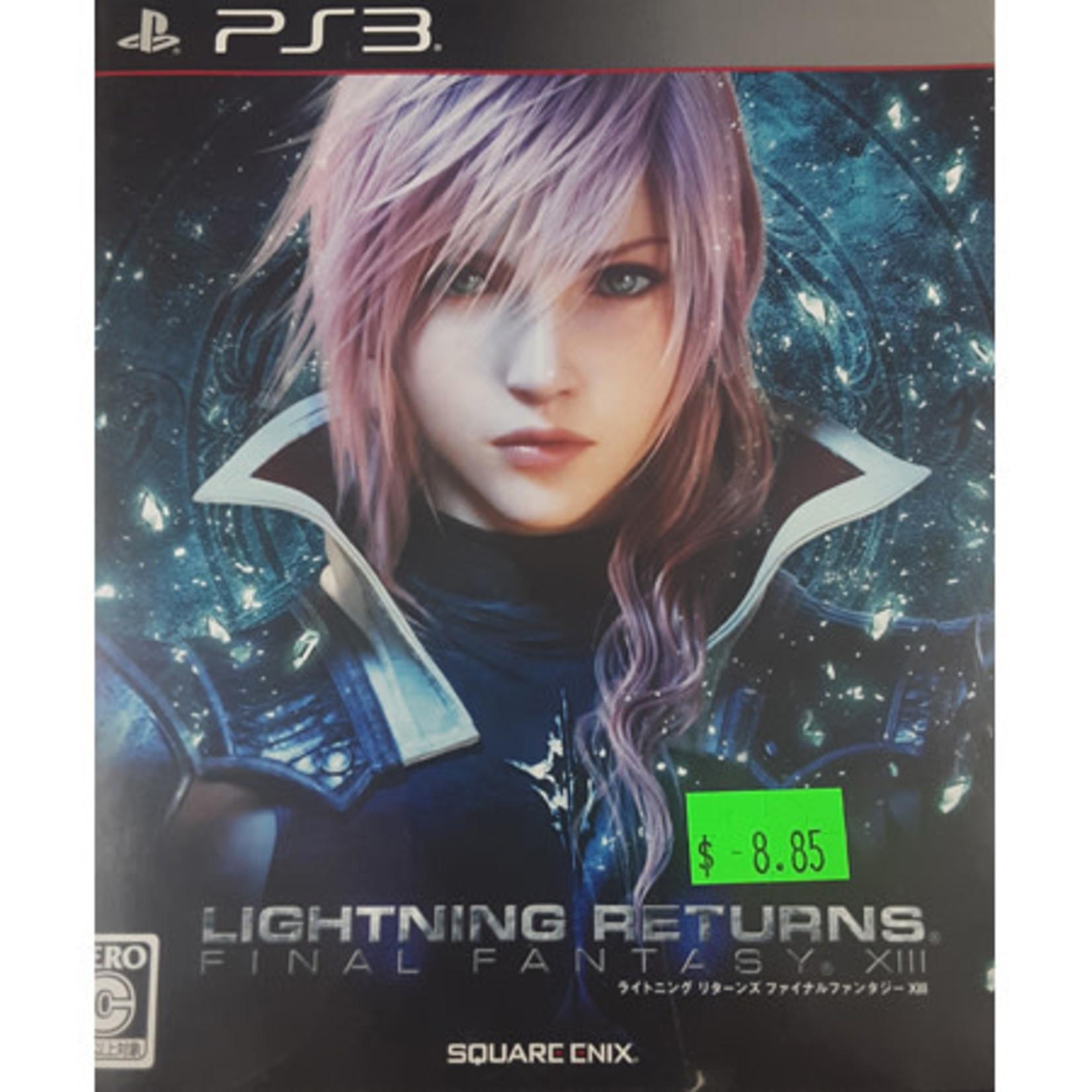 IMPORT-PS3U-Lightning Returns