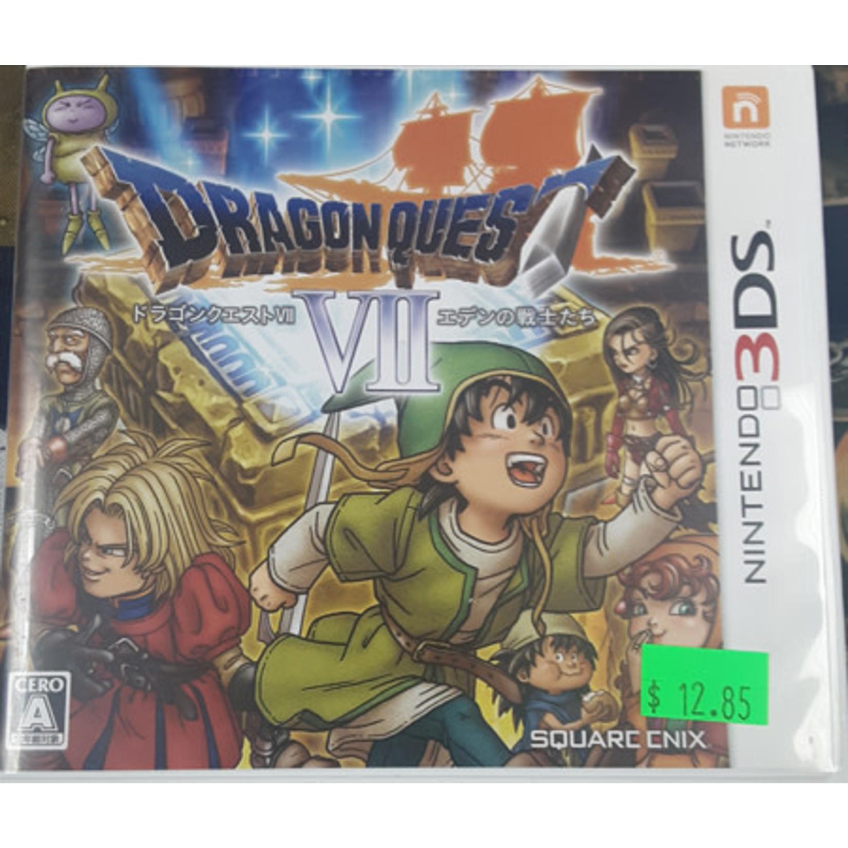 IMPORT-3DSU-Dragon Quest VII