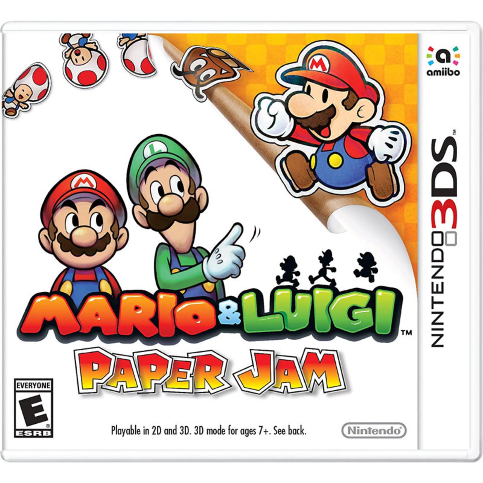 3DSU-Mario & Luigi: Paper Jam