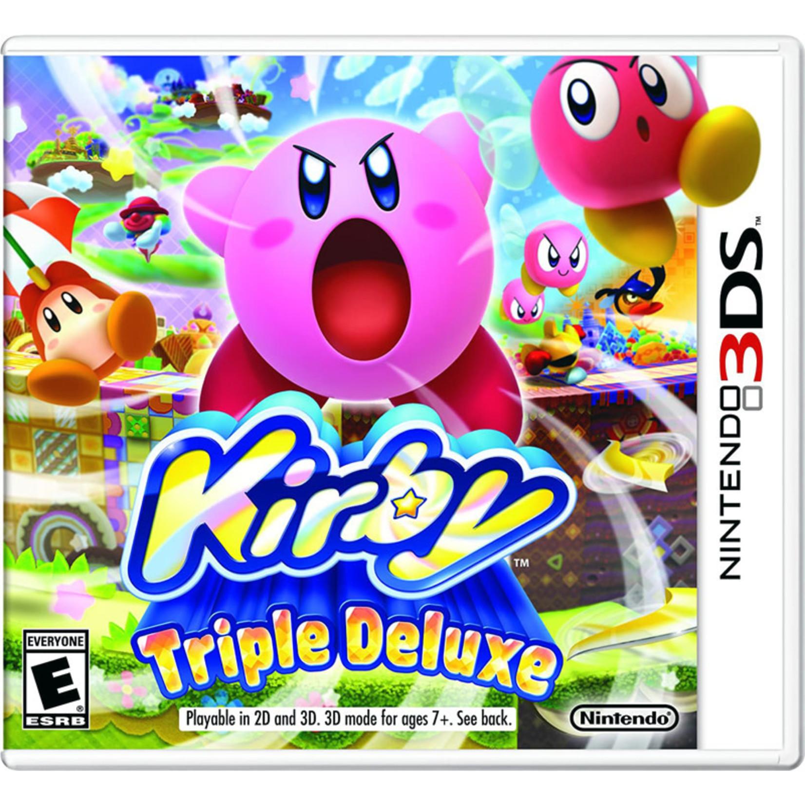 3DSU-Kirby Triple Deluxe