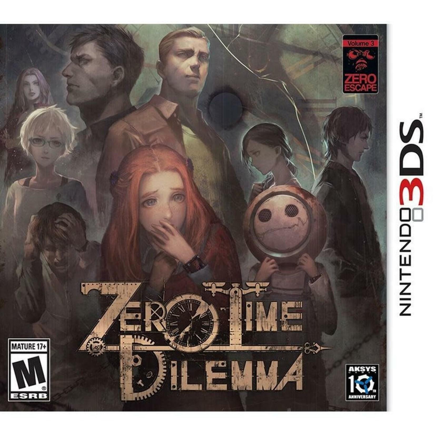 3DS-Zero Time Dilemma