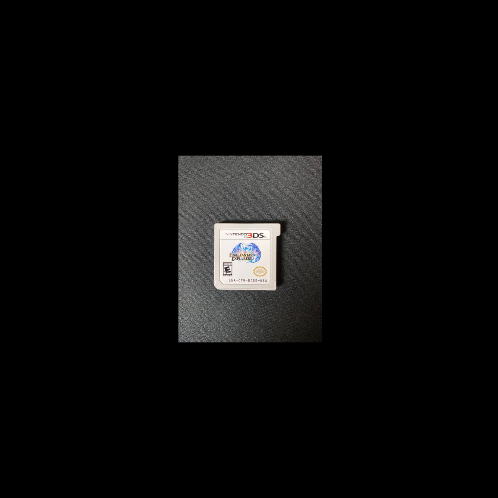 3DSU-Final Fantasy Explorers (chip only)
