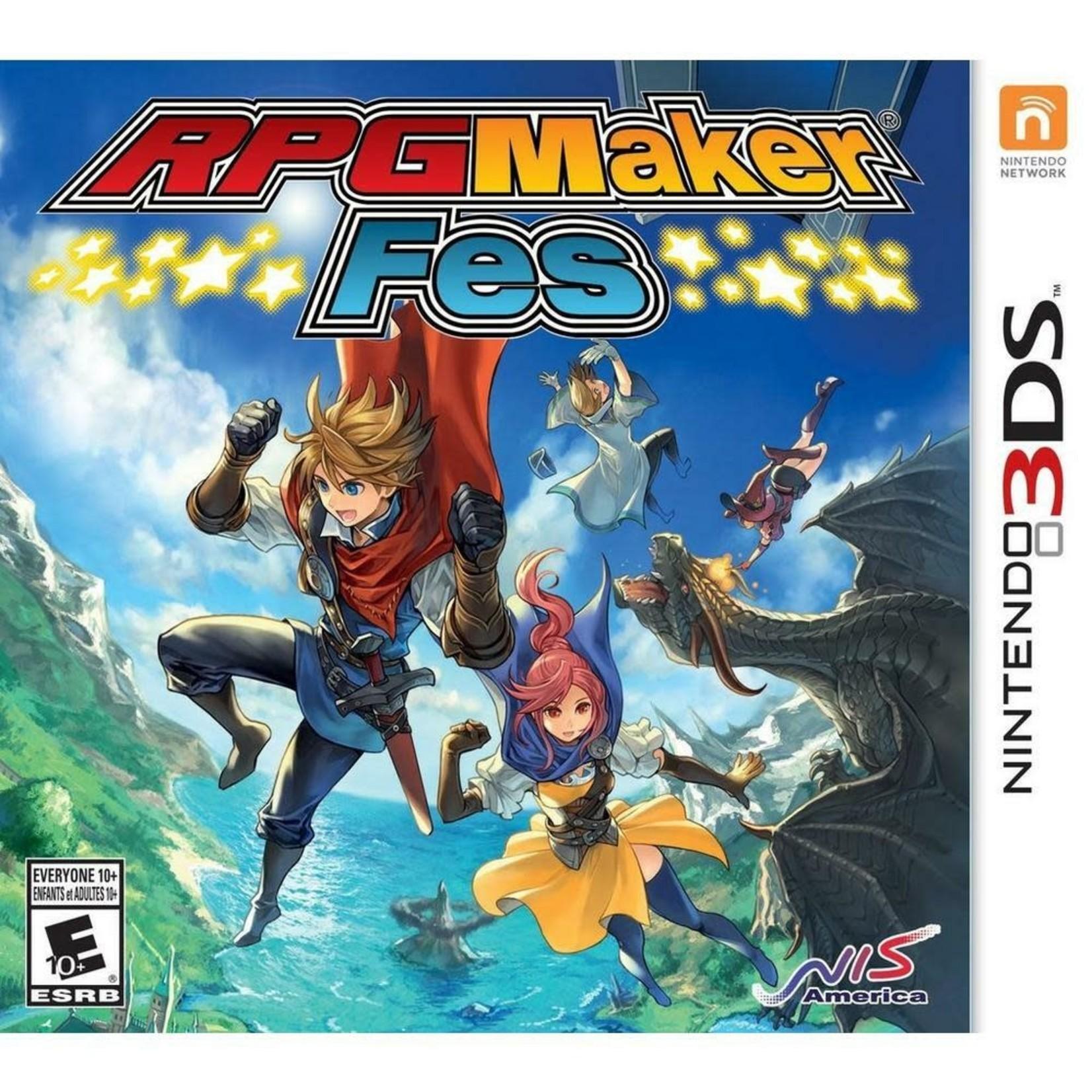 3DS-RPG Maker Fes