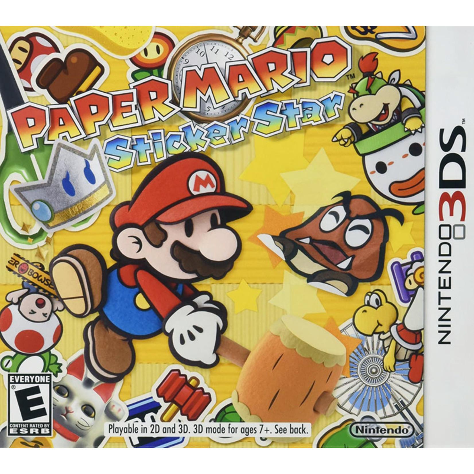 3DSU-Paper Mario: Sticker Star