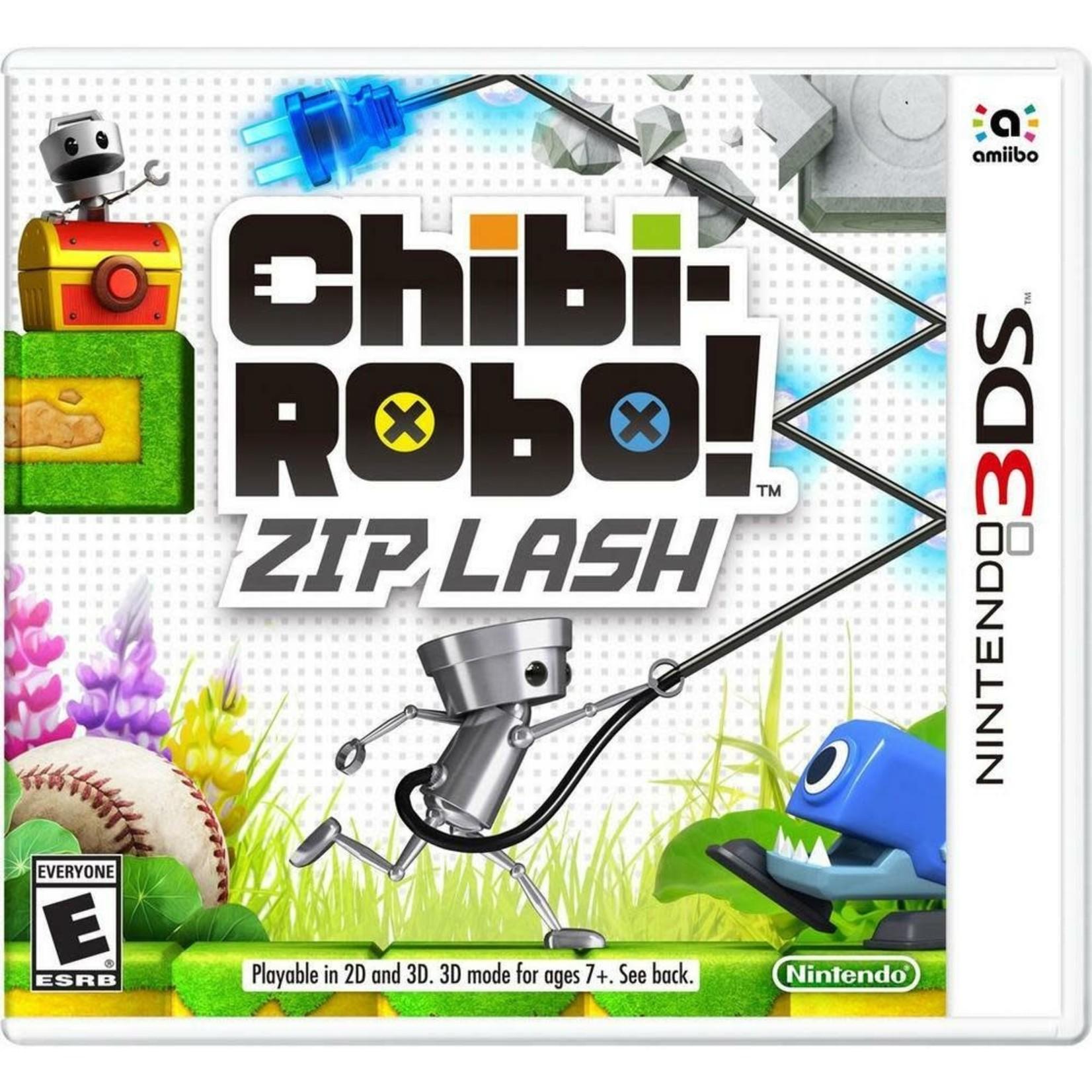 3DS-Chibi-Robo! Zip Lash