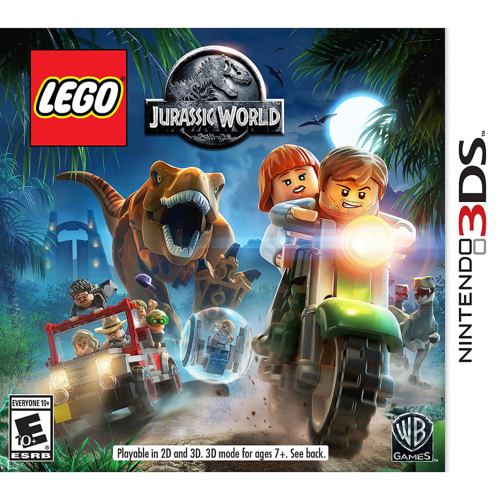 3DSU-LEGO Jurassic World