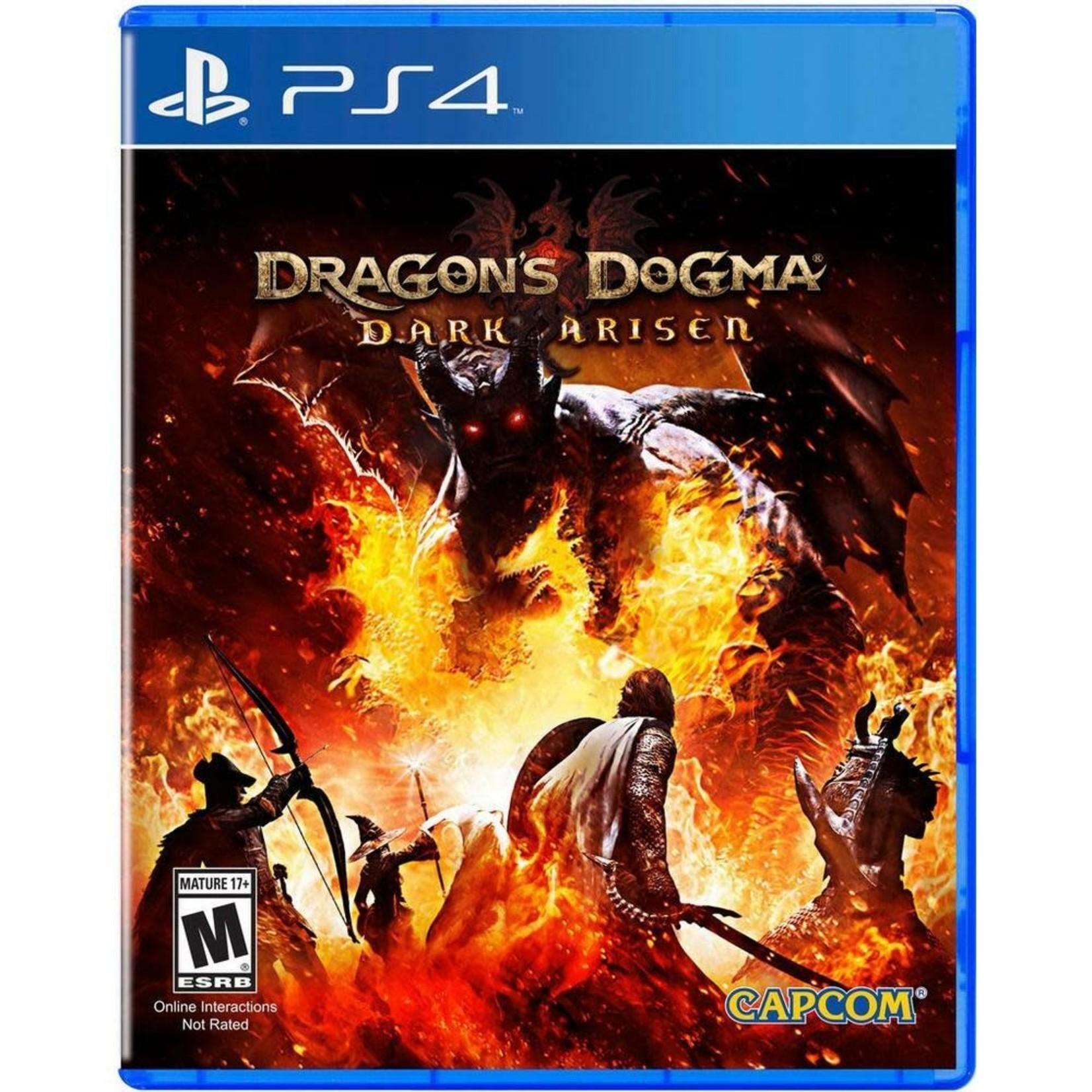PS4-Dragon's Dogma: Dark Arisen