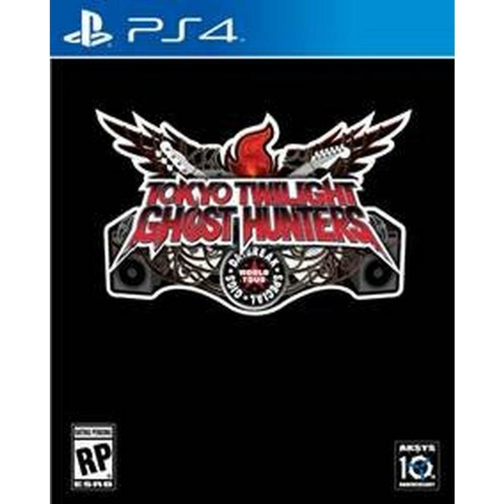 PS4-Tokyo Twilight Ghost Hunters Daybreak Special Gigs World Tour