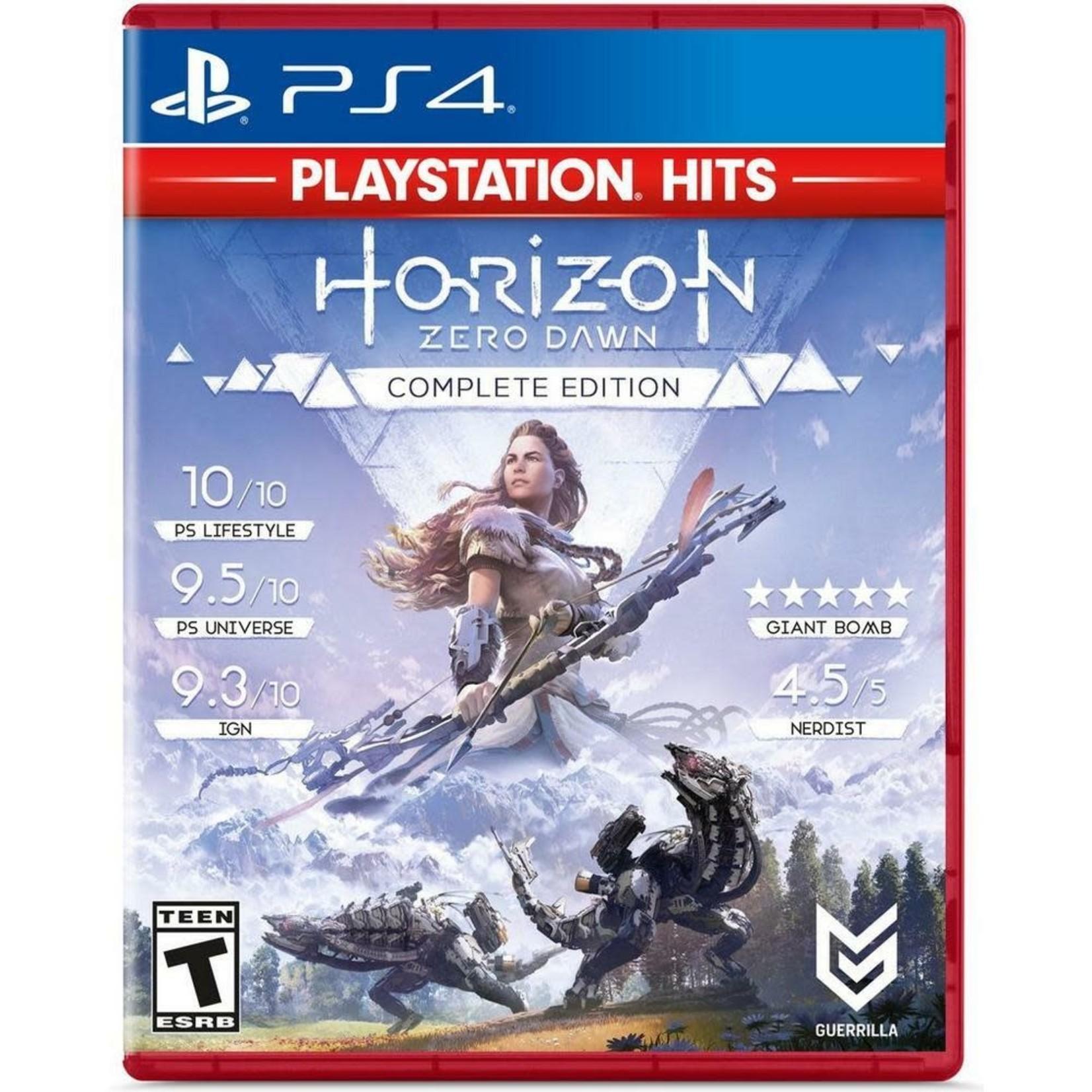 PS4-Horizon Zero Dawn: COMPLETE EDITION