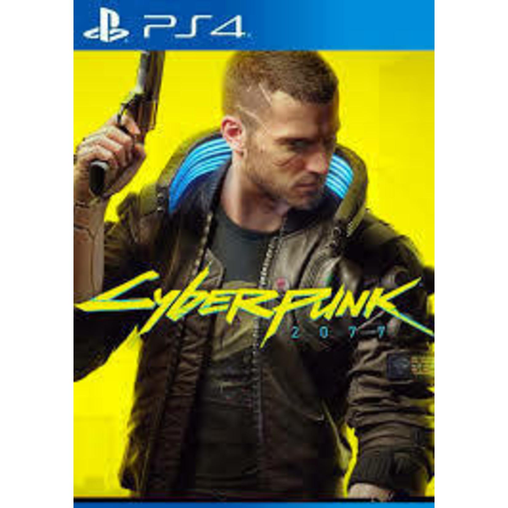 ps4u-Cyberpunk 2077