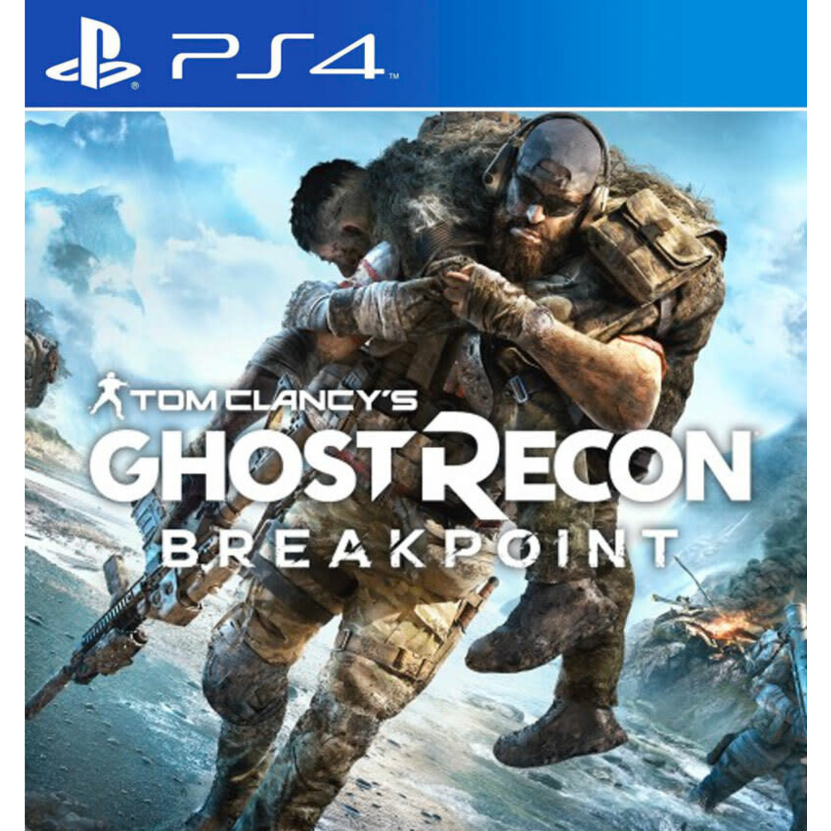PS4U-Tom Clancy's Ghost Recon Breakpoint