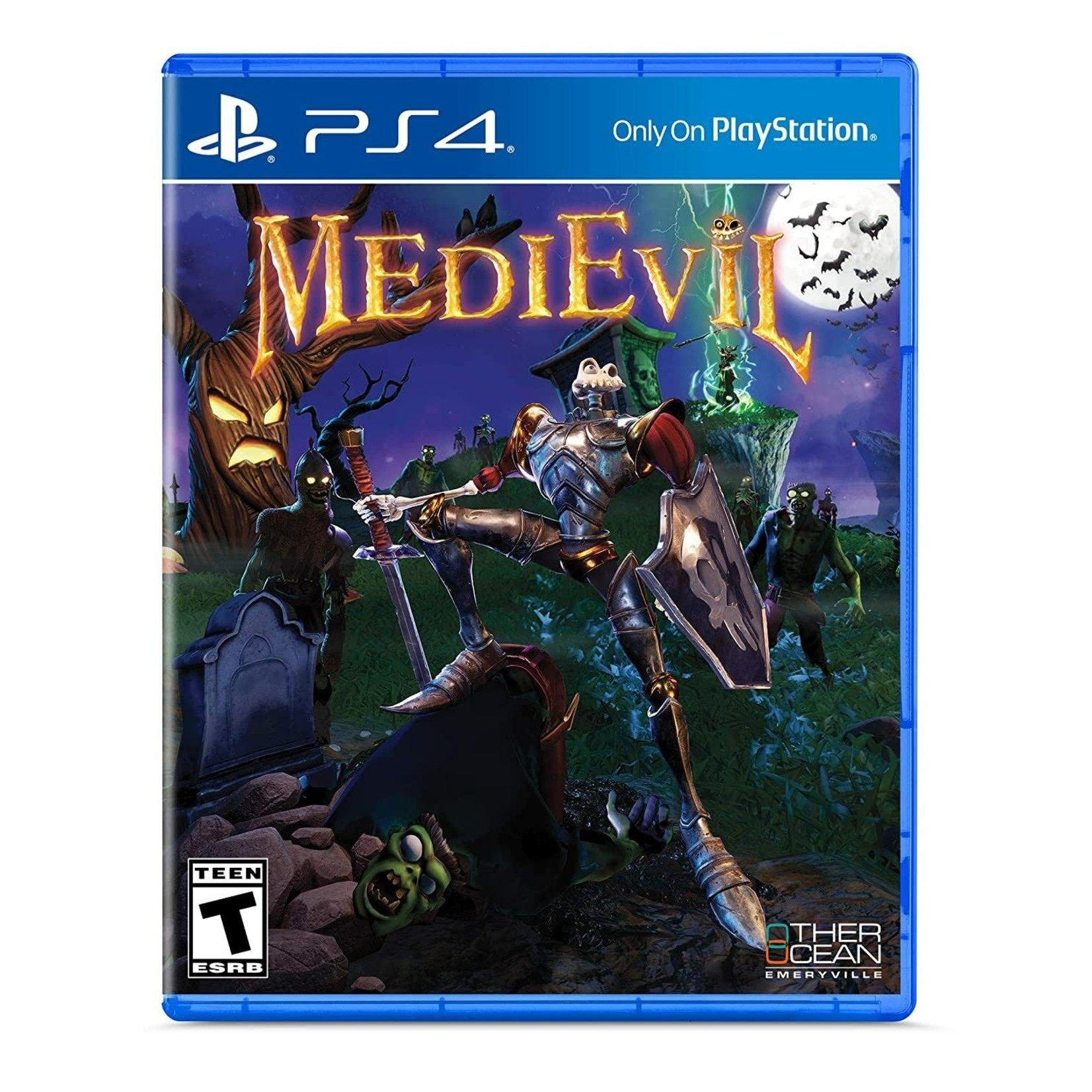 PS4-Medievil