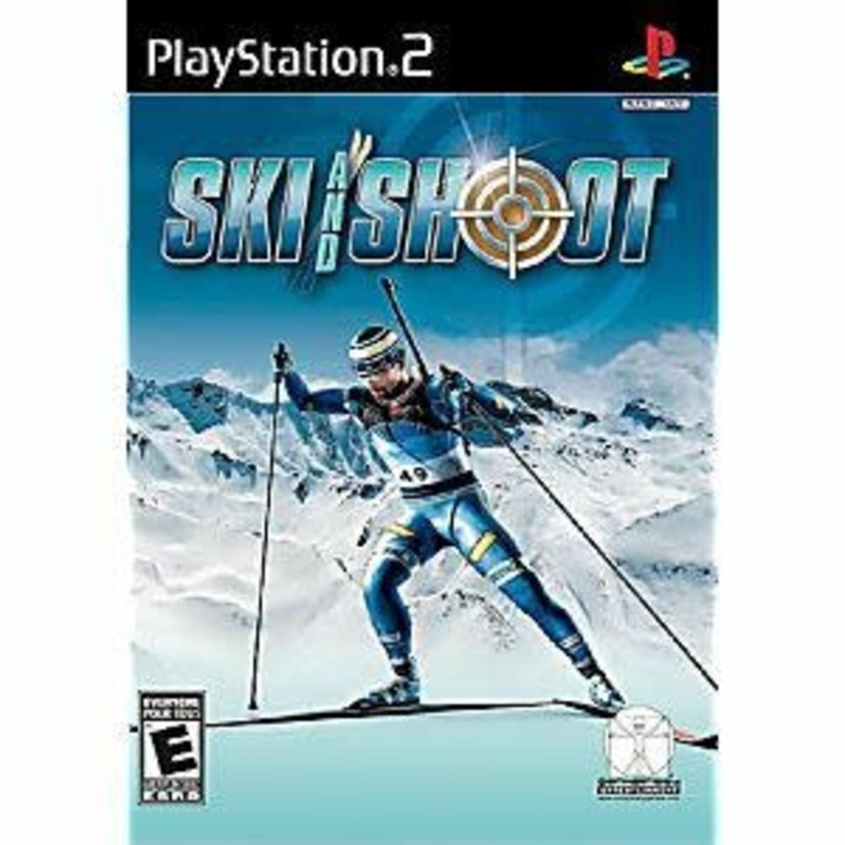 PS2U-SKI AND SHOOT