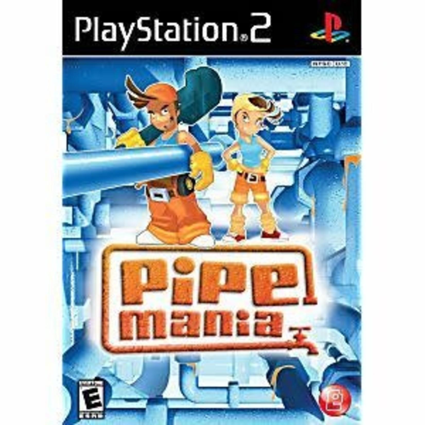 PS2U-PIPE MANIA