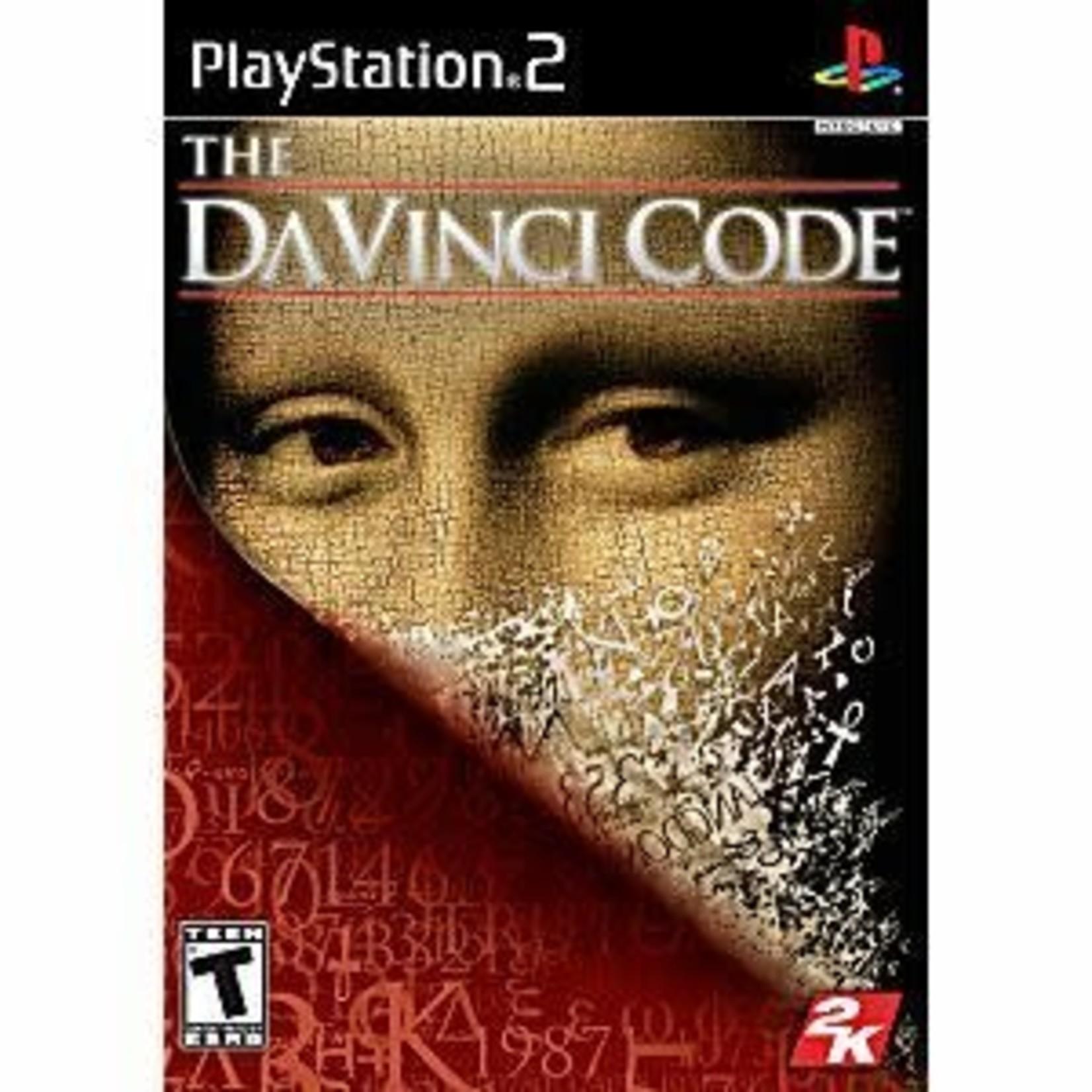 PS2U-THE DAVINCI CODE