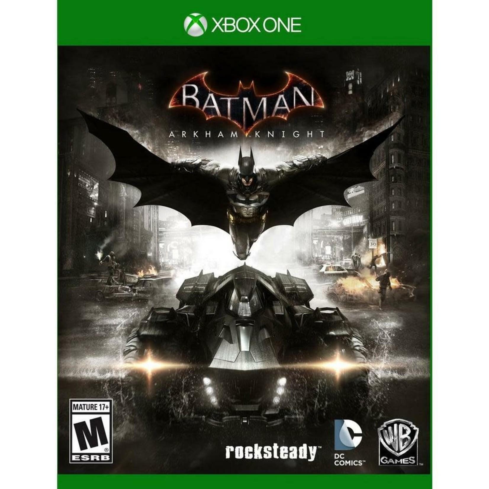 XB1U-Batman: Arkham Knight
