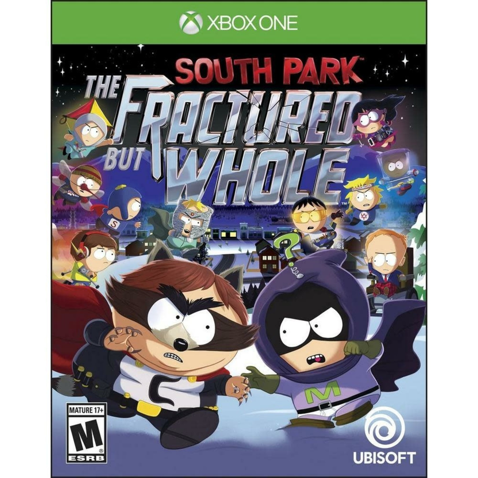 XB1-South Park: The Fractured But Whole