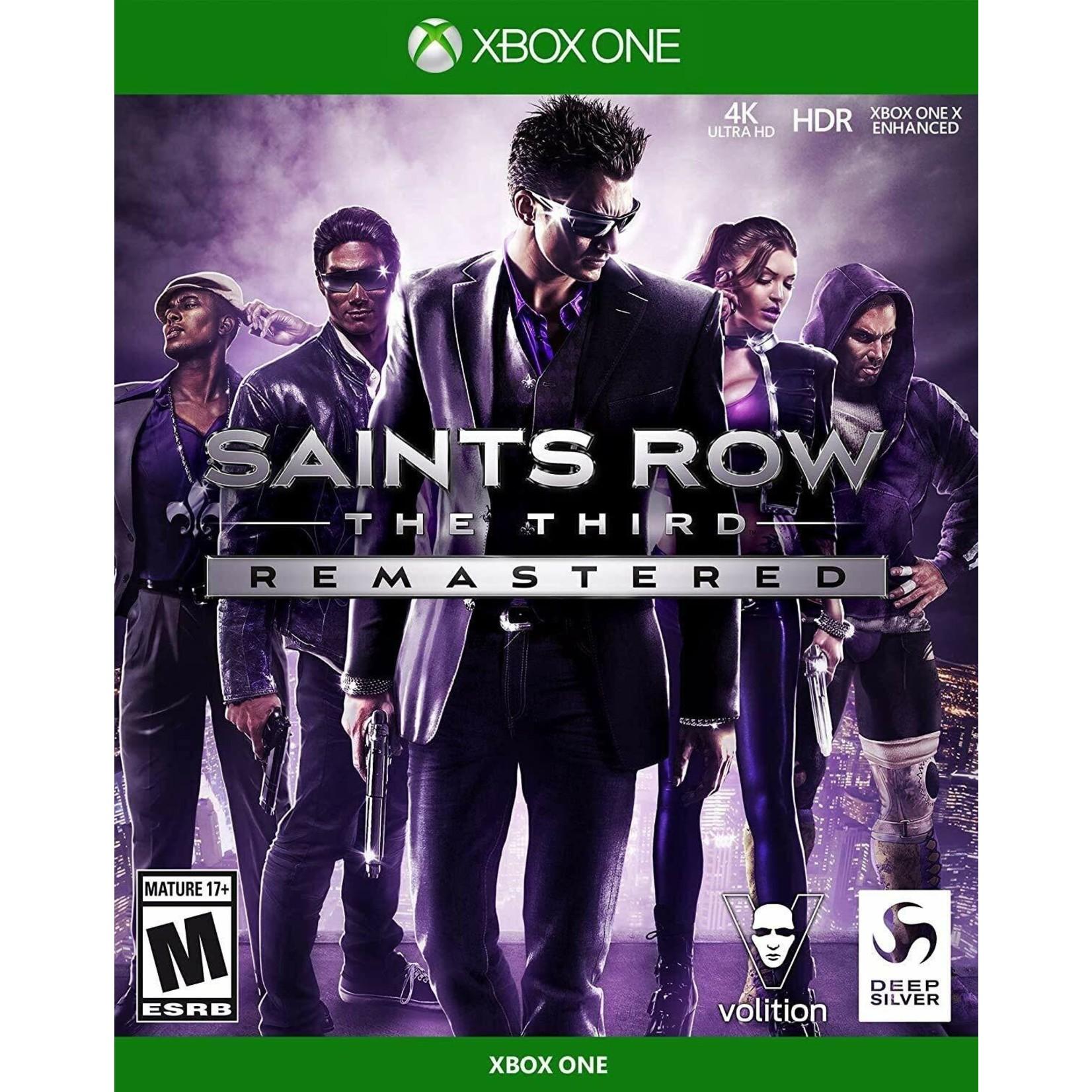 XB1u-Saints Row: The Third Remastered