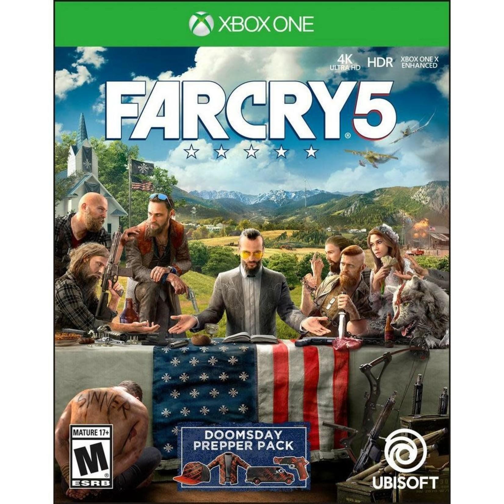 XB1U-Far Cry 5