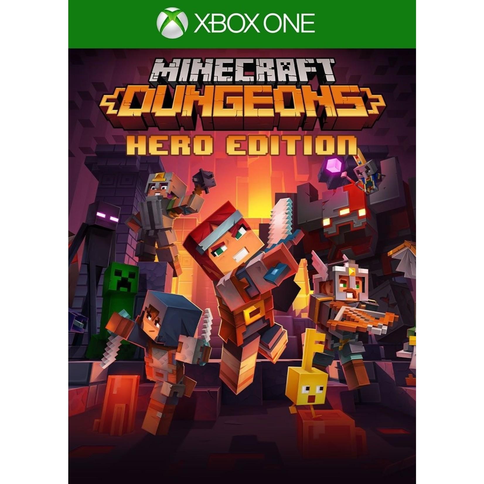 XB1-Minecraft Dungeons Hero Edition