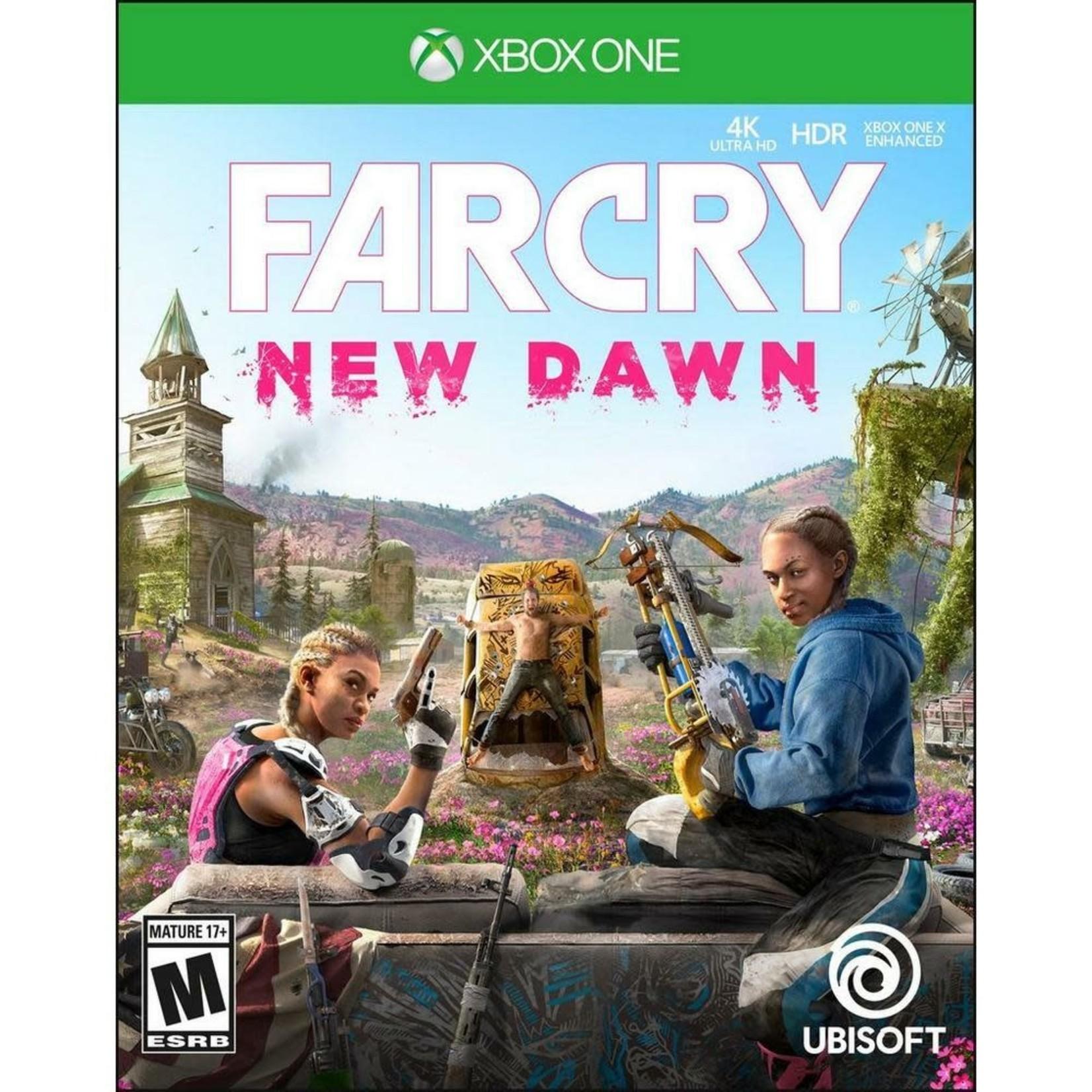 xb1u-Far Cry New Dawn