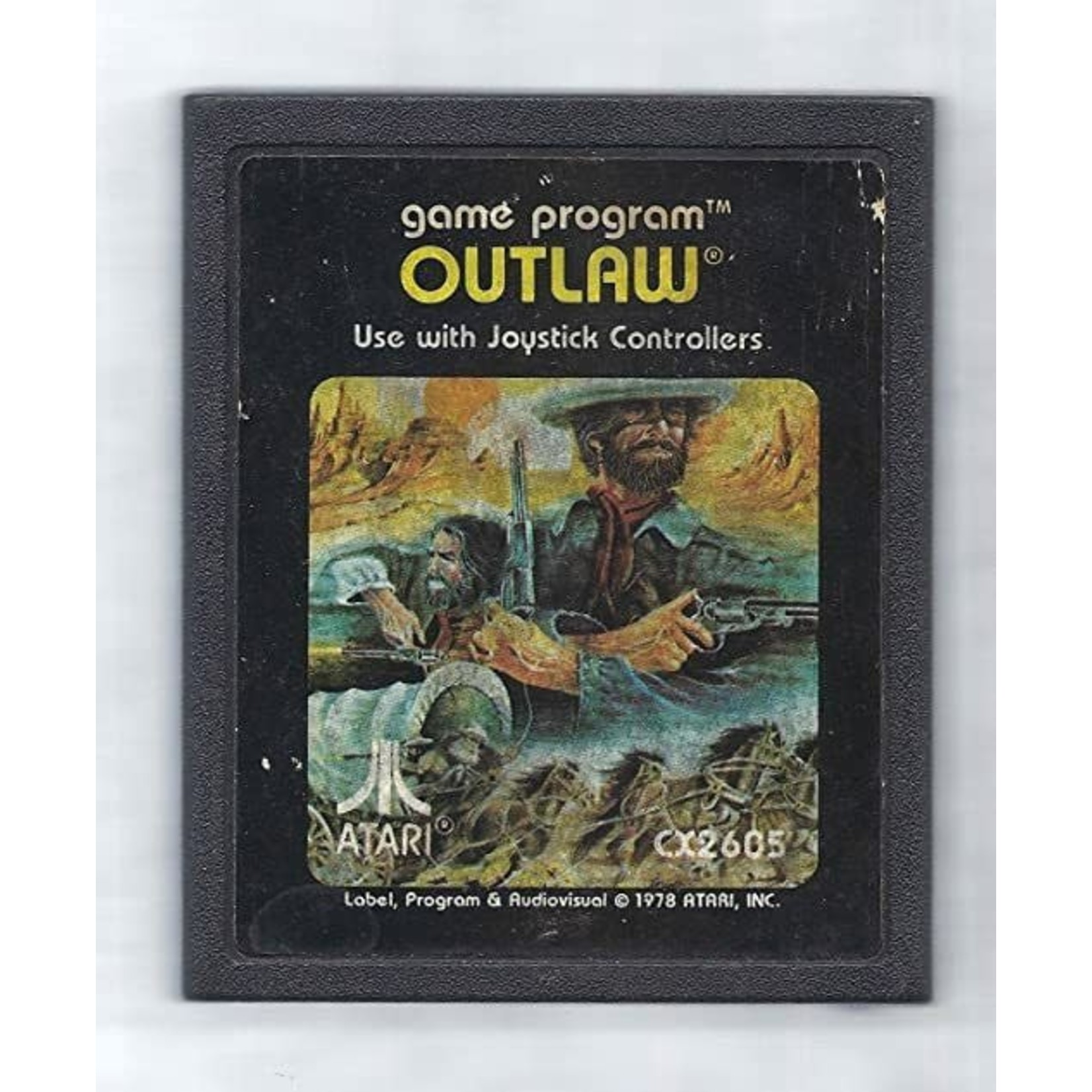 ATARIU-Outlaw (CART ONLY)