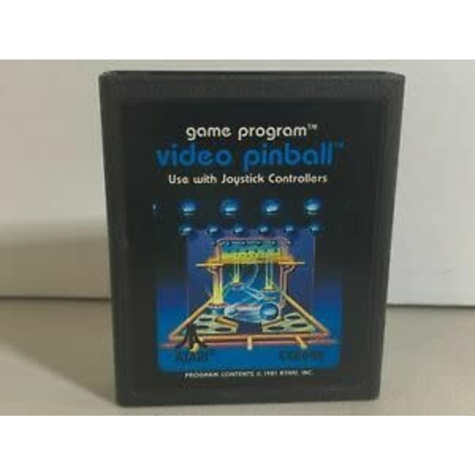 ATARIU-Video Pinball (CART ONLY)