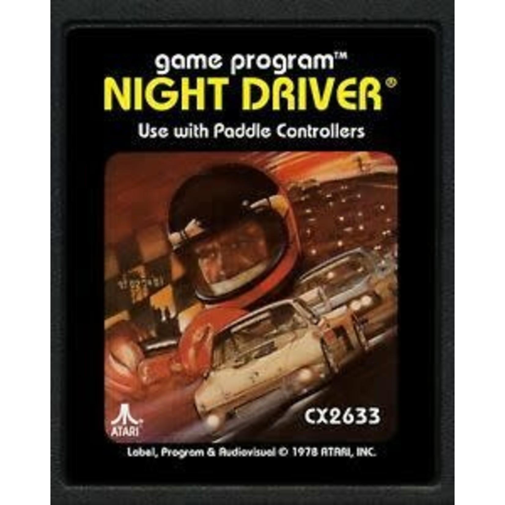 ATARIU-Night Driver (CART ONLY)