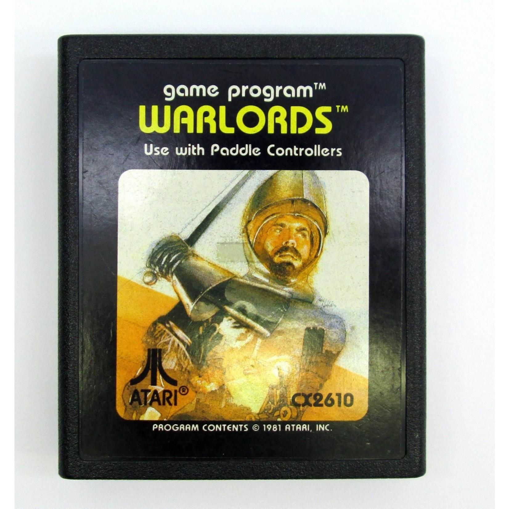 atariu-Warlords (cart only)