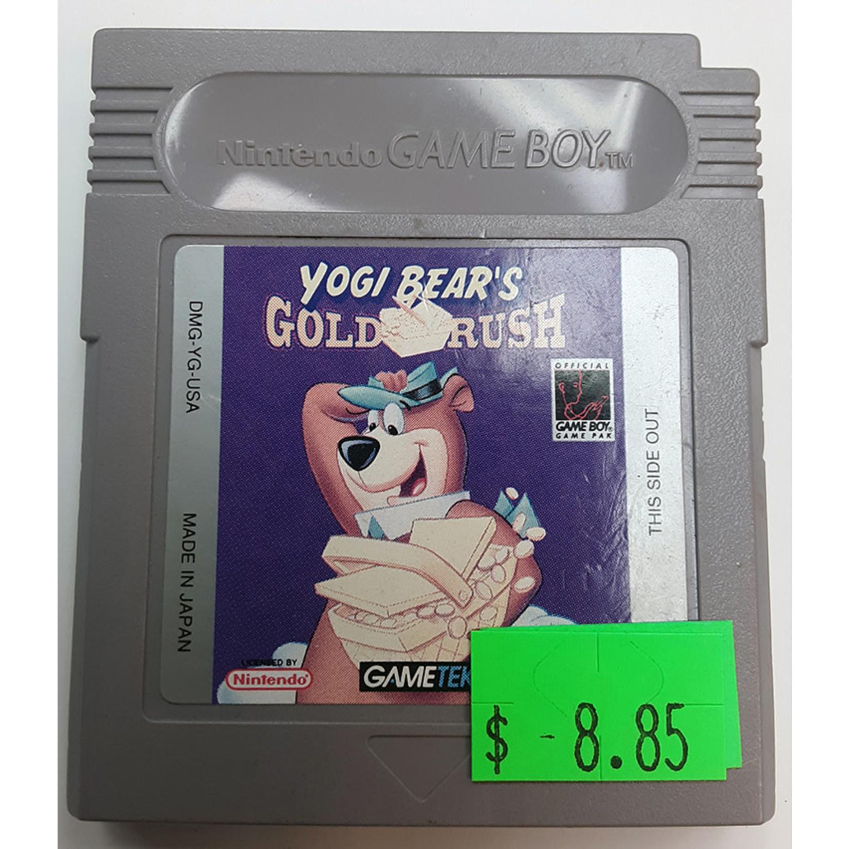 GBu-Yogi Bear's Gold Rush (cartridge)