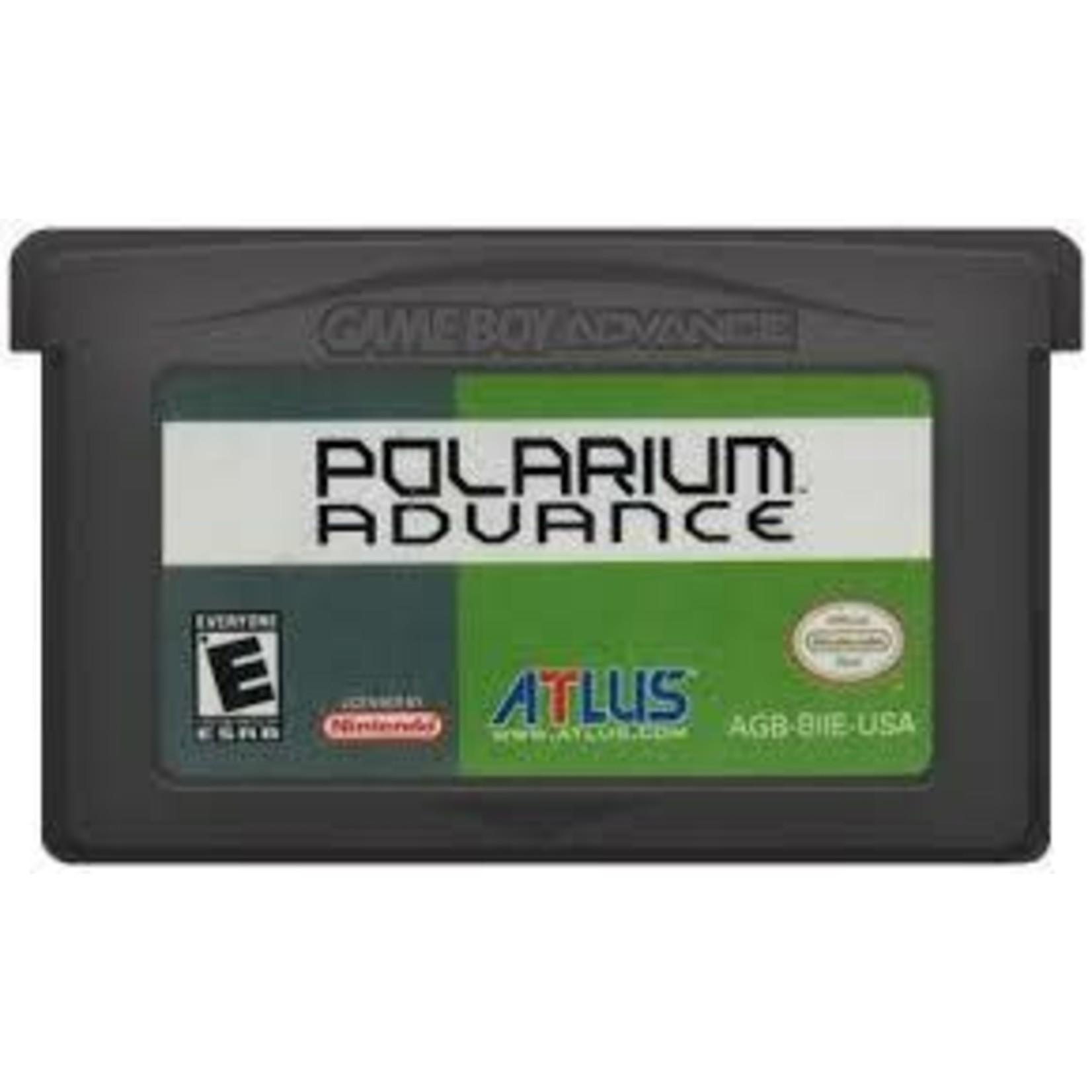 GBAU-Polarium Advance (CARTRIDGE)
