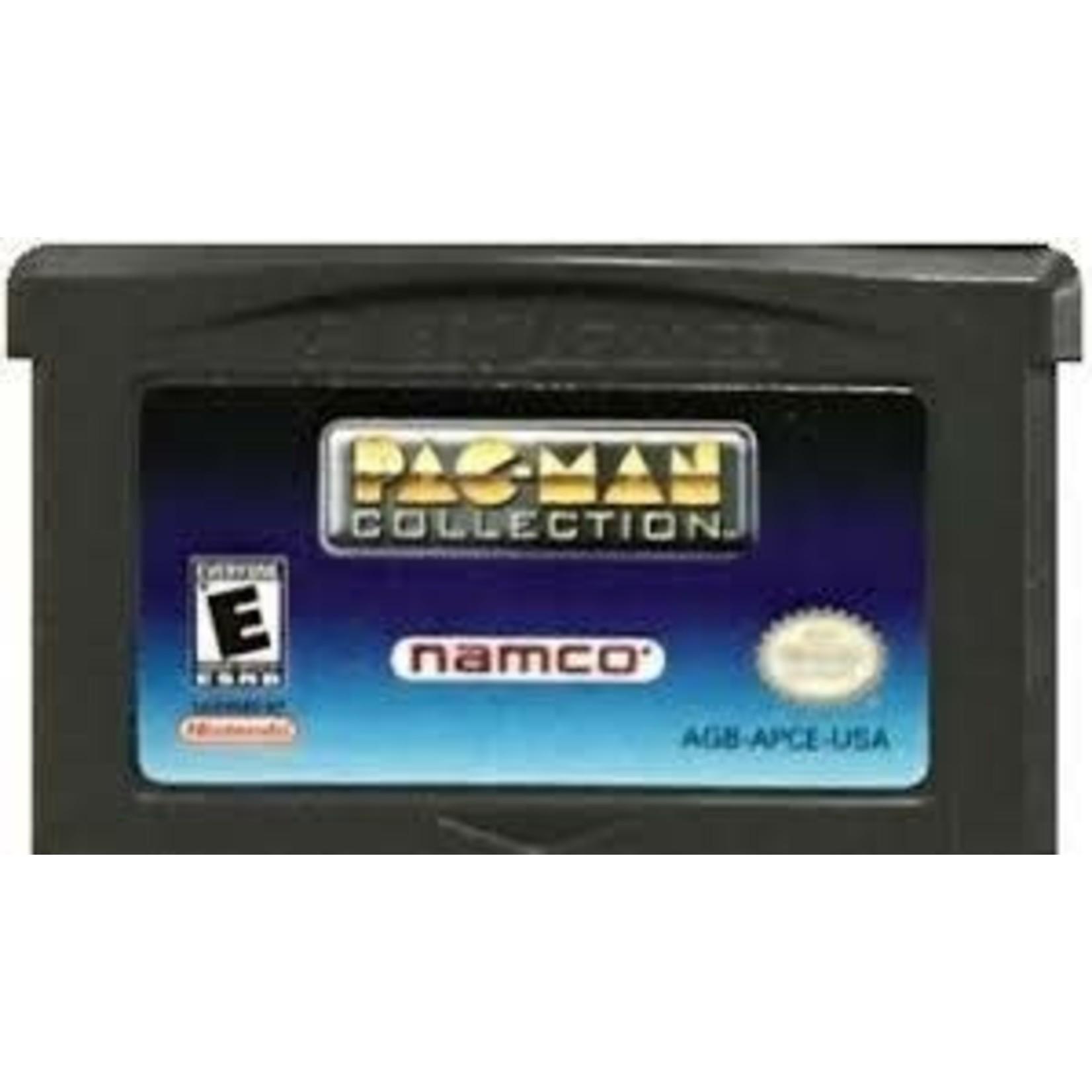 GBAU-Pac-Man Collection