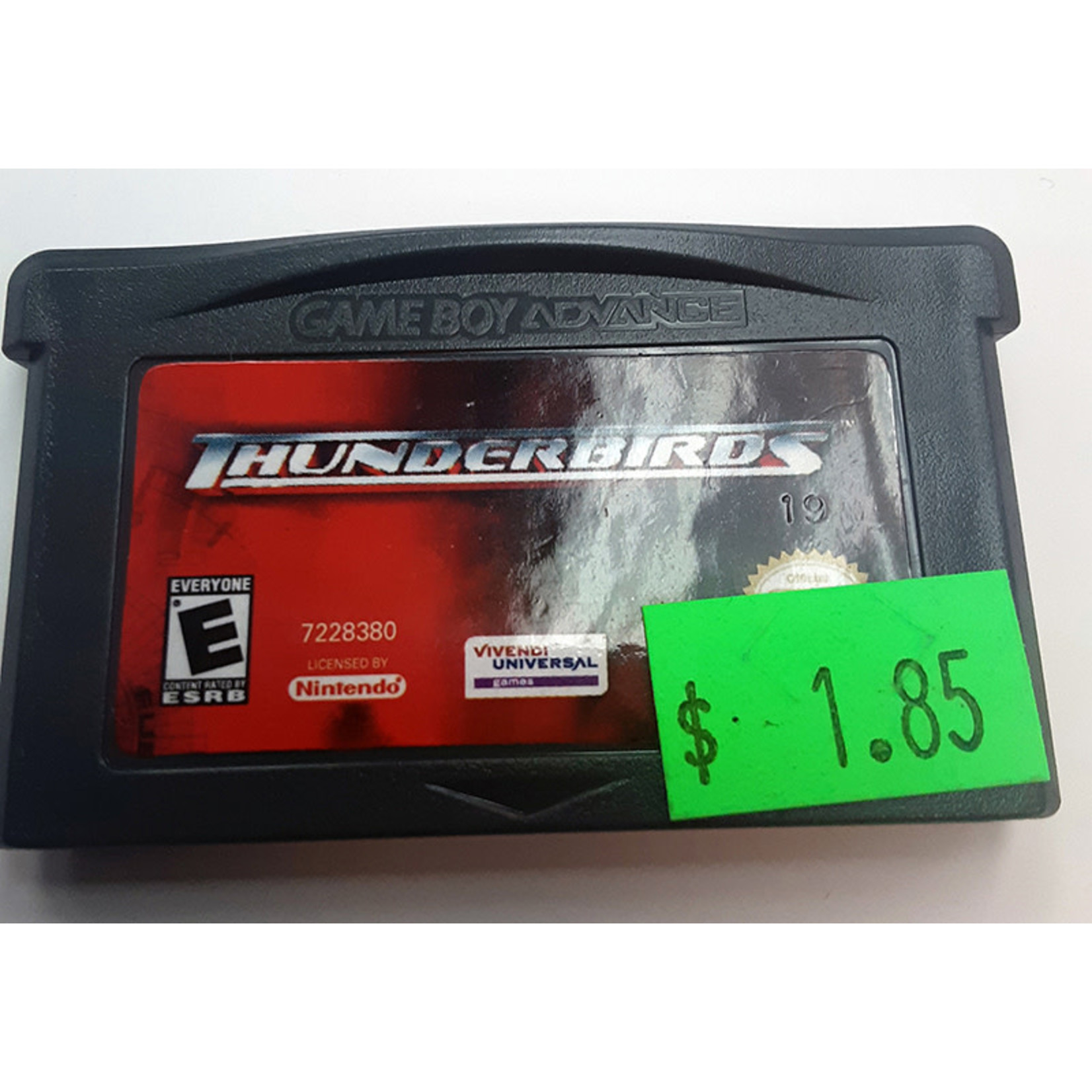 GBAu-Thunderbirds (cartridge)