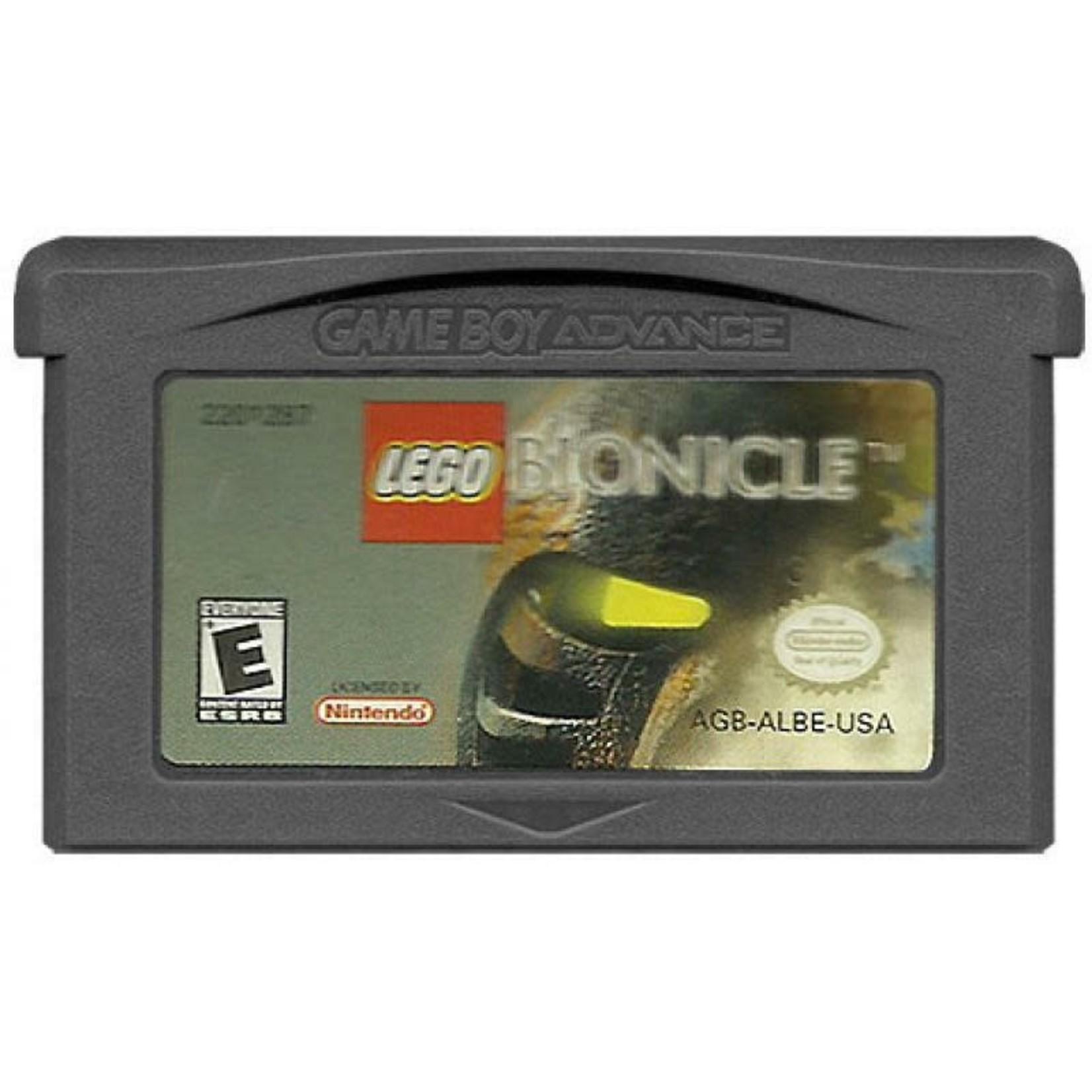 GBAU-LEGO Bionicle