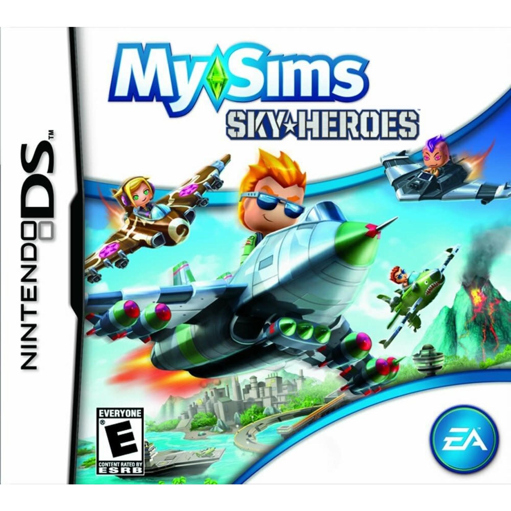 dsu-MySims Sky Heroes (complete)