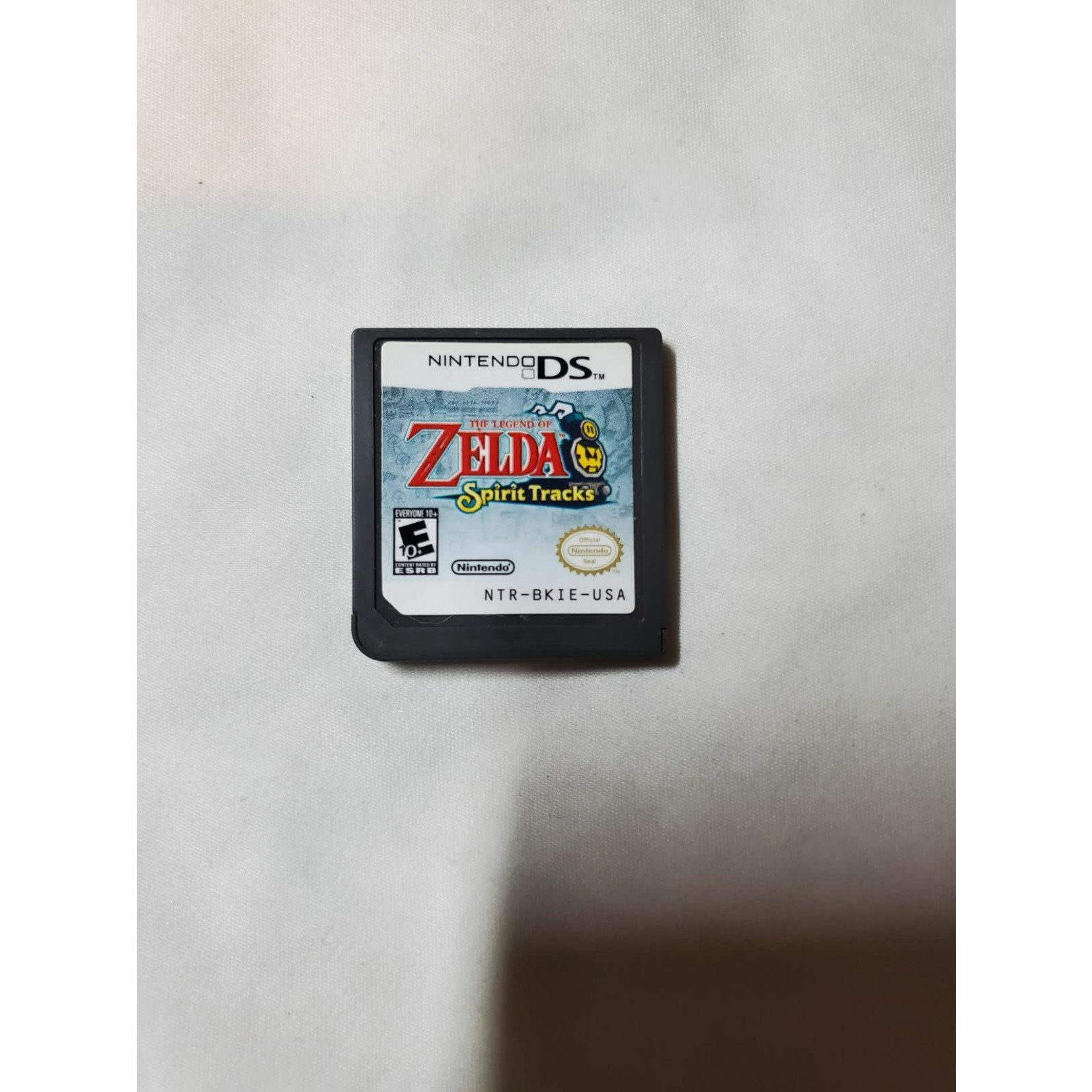 DSU-Zelda Spirit Tracks (Chip Only)