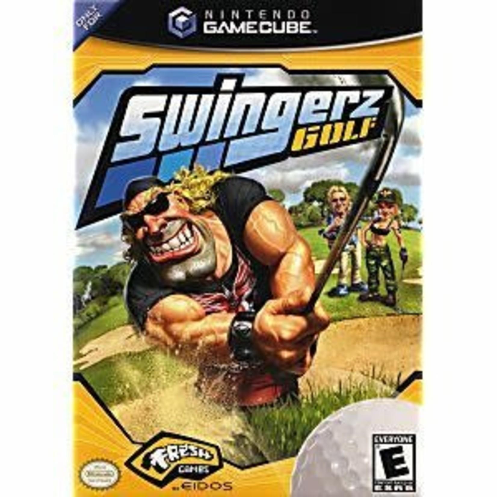 GCU-Swingerz Golf