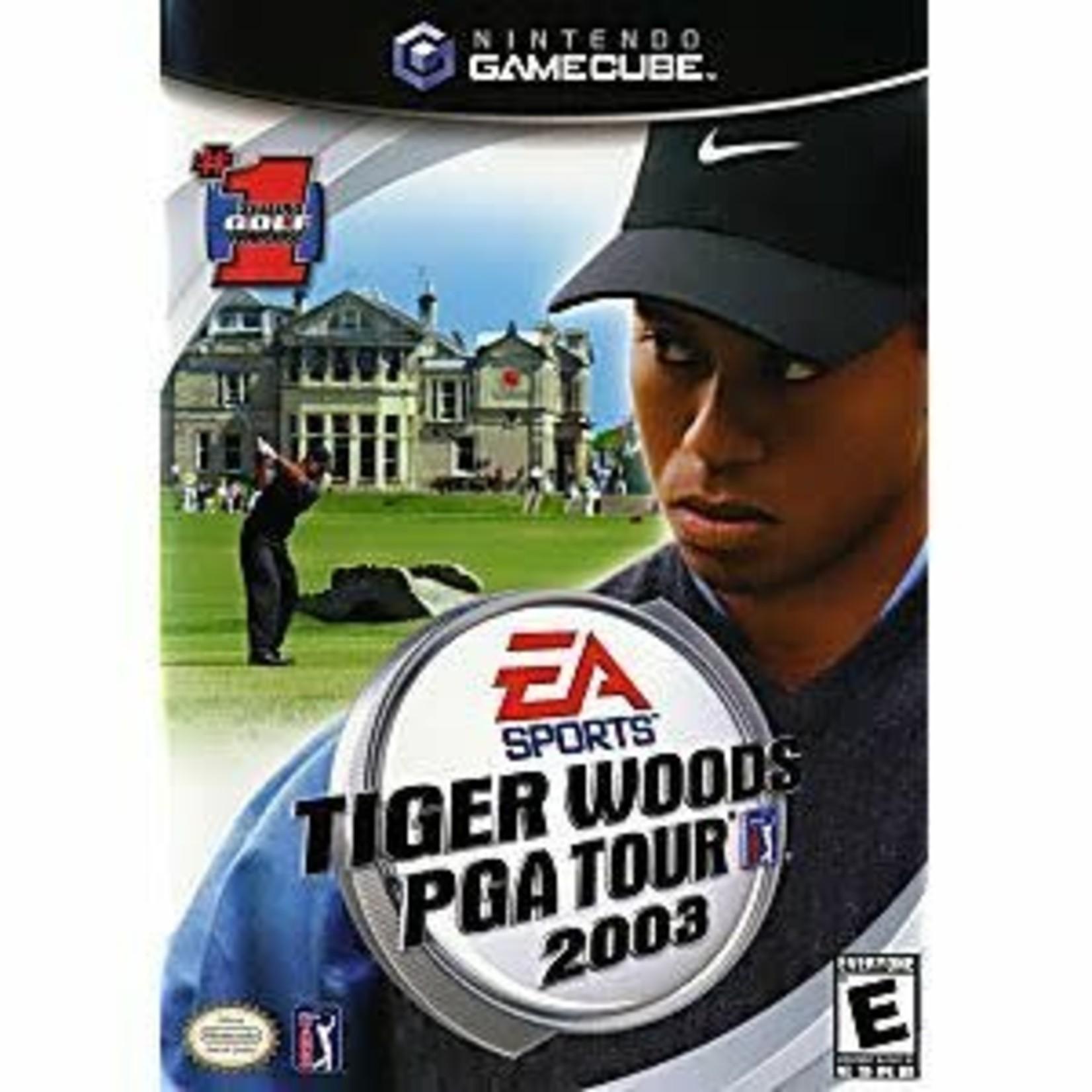 GCU-TIGER WOODS PGA TOUR 2003