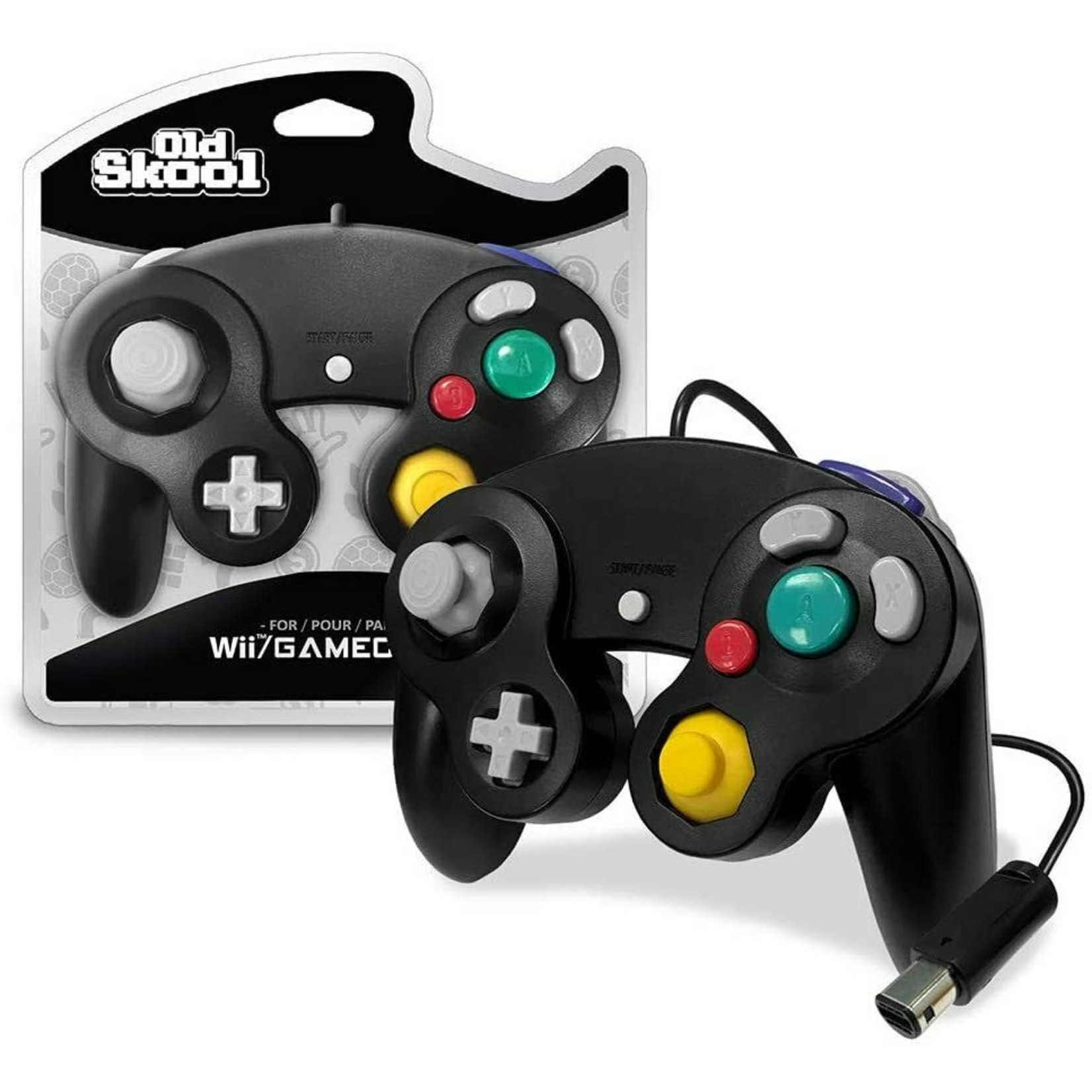 Old Skool Gamecube Controller