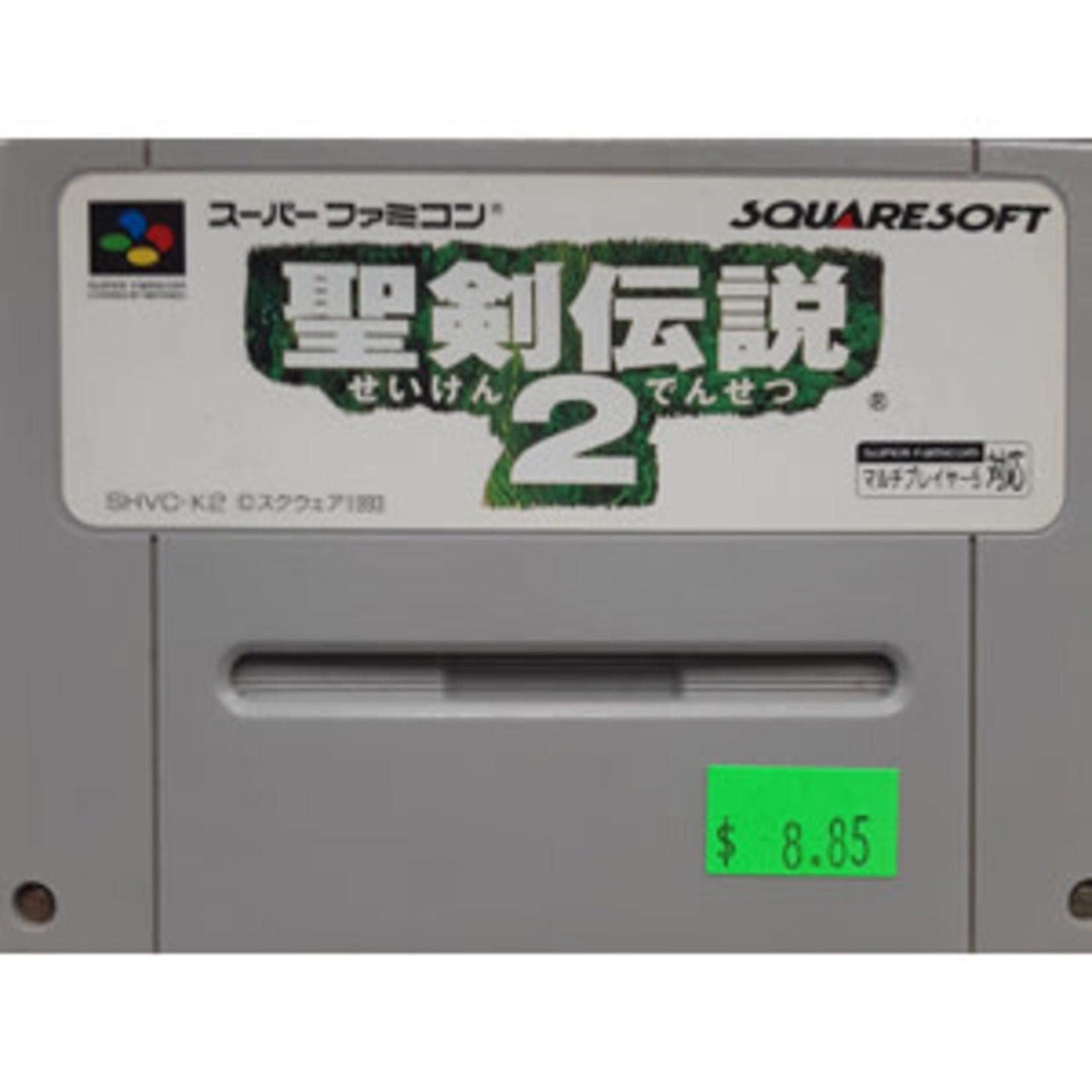 IMPORT-SFCU-Seiken Densetsu 2 Secret of Mana