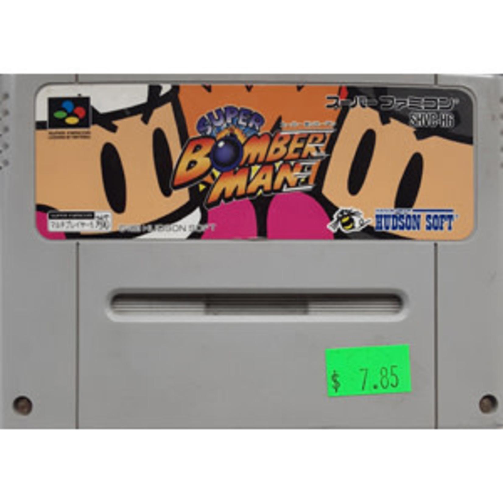 IMPORT-SFCU-Super Bomber Man